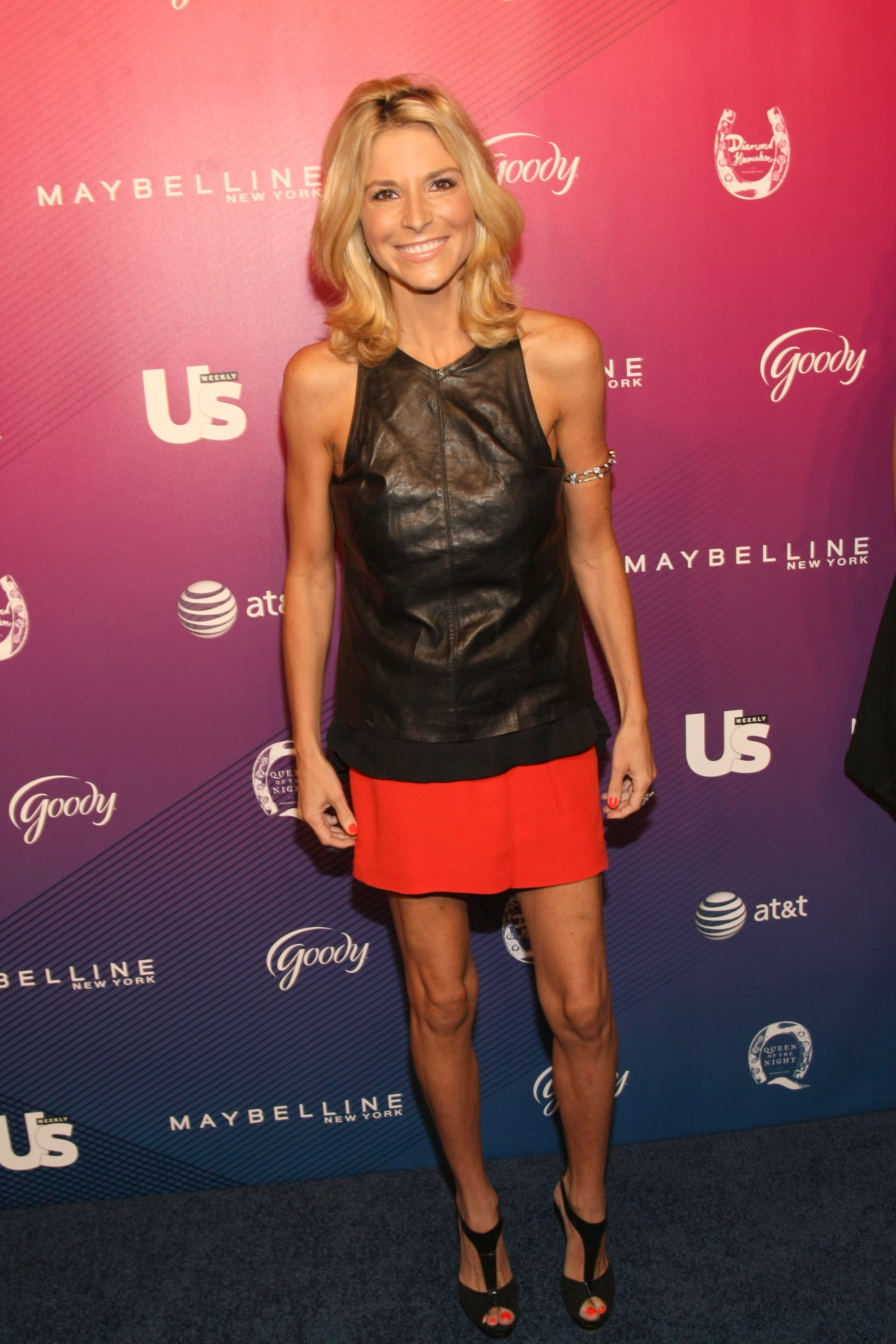 TV Personality Diem Brown attends Us Weekly's 2014 Most Stylish New Yorkers Celebration at Diamond Horseshoe at the Paramount Hotel on Sept. 10, 2014 in New York City.