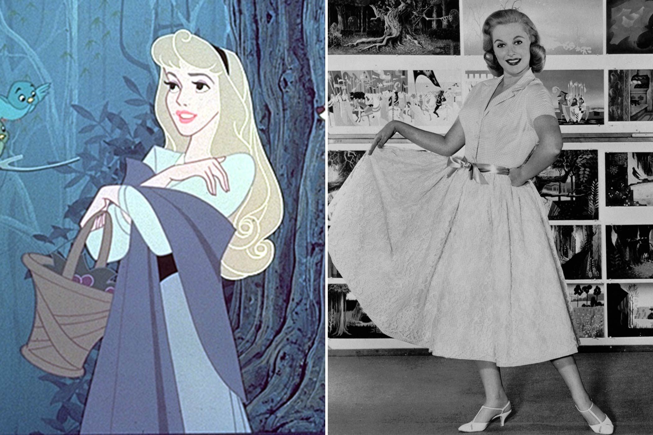 "<strong>Aurora: Mary Costa</strong>                                   Mary Costa's first professional singing job was as the voice of Aurora. ""I really had no experience, but by the time the movie was released, I was singing in the opera. It was a very fast, exciting time for me."" Costa would go on to perform in 44 operatic roles throughout the United States and Europe and joined the Disney Legends in 1999."