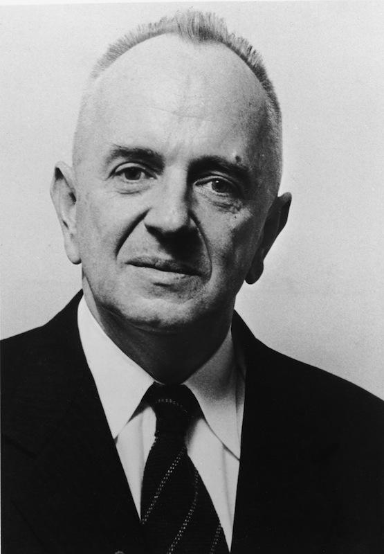 Theodosius Dobzhansky, circa 1960s