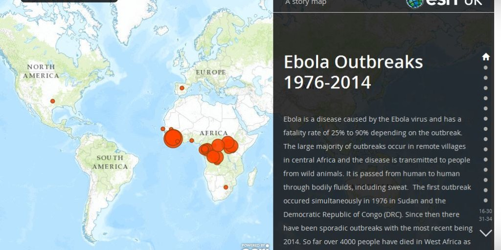 Ebola In South Africa Map Ebola: This Map Shows You Every Ebola Outbreak in History | Time
