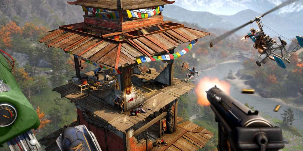 Far Cry 4 The 10 Craziest Things I Ve Done So Far Time