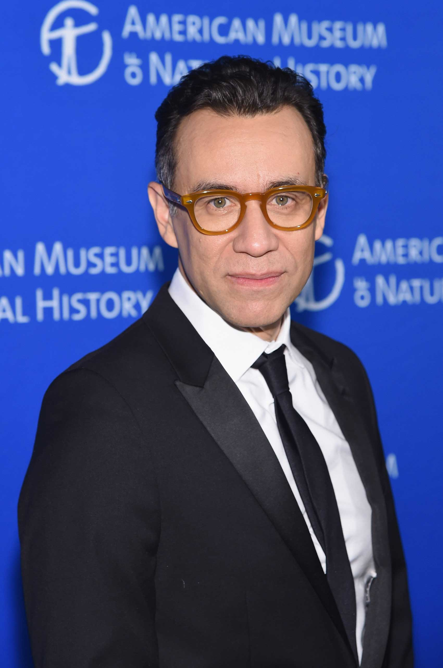 Fred Armisen attends the 2014 Museum Gala at American Museum of Natural History in New York City on Nov. 20, 2014 in New York City.