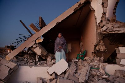 Living in Ruins: Portraits from Gaza