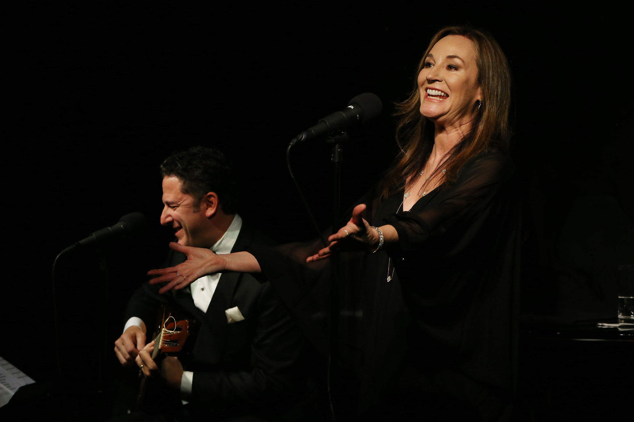 Grownup Songs  with John Pizzarelli and Jessica Molaskey