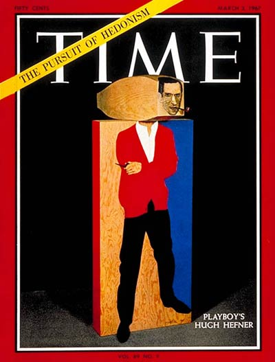 The Mar. 3, 1967, cover of TIME