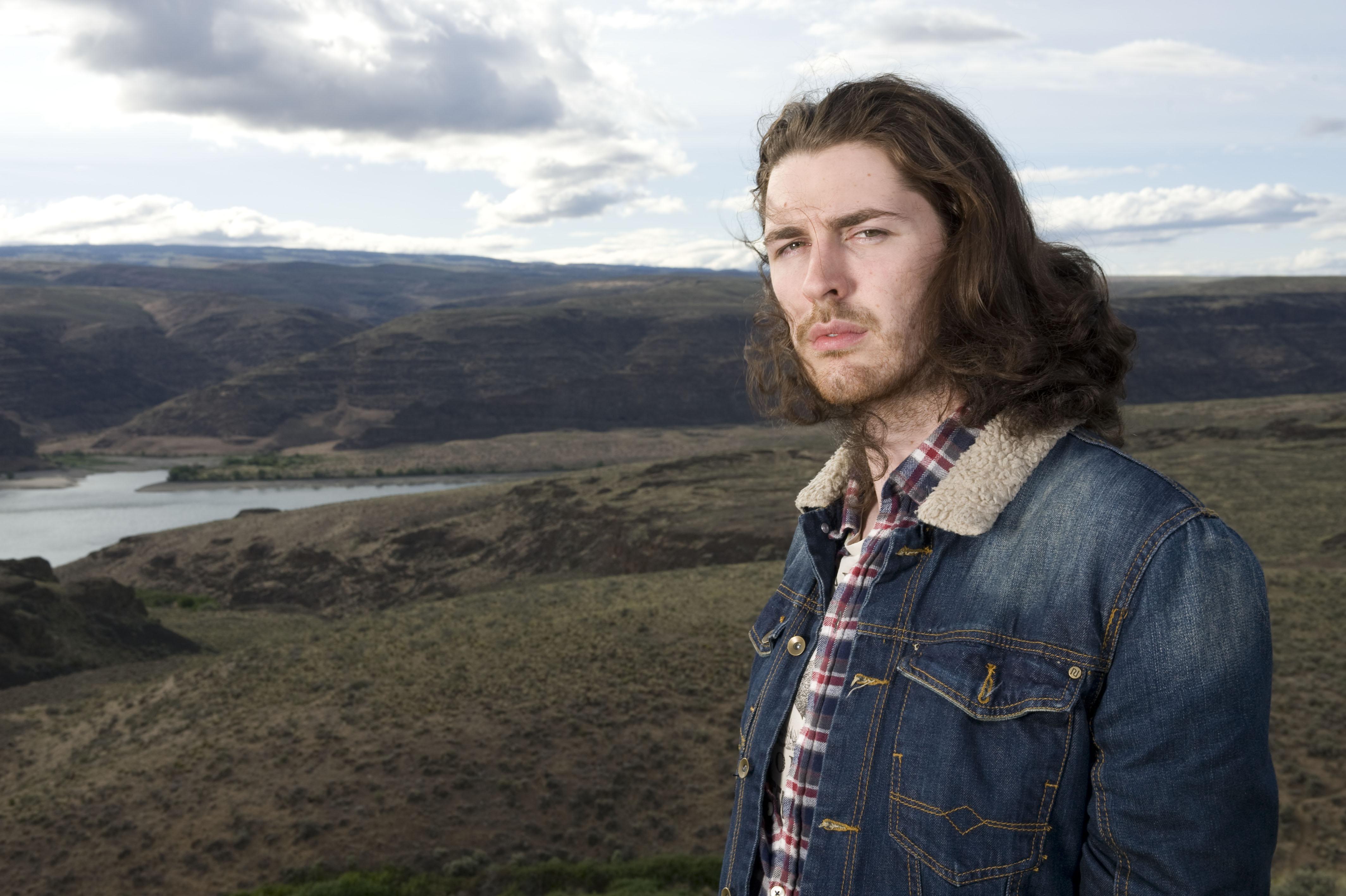 Andrew Hozier-Byrne of Hozier.