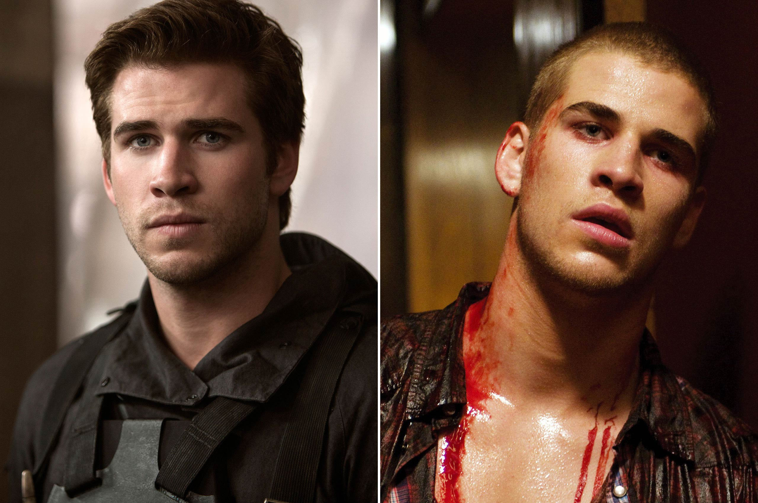 Liam Hemsworth, aka the real life brother of Thor, plays Katniss' love interest Gale Hawthorne in the <i>Hunger Games</i> movies and also played a runaway teen named Victor in the 2009 British thriller <i>Triangle</i>.