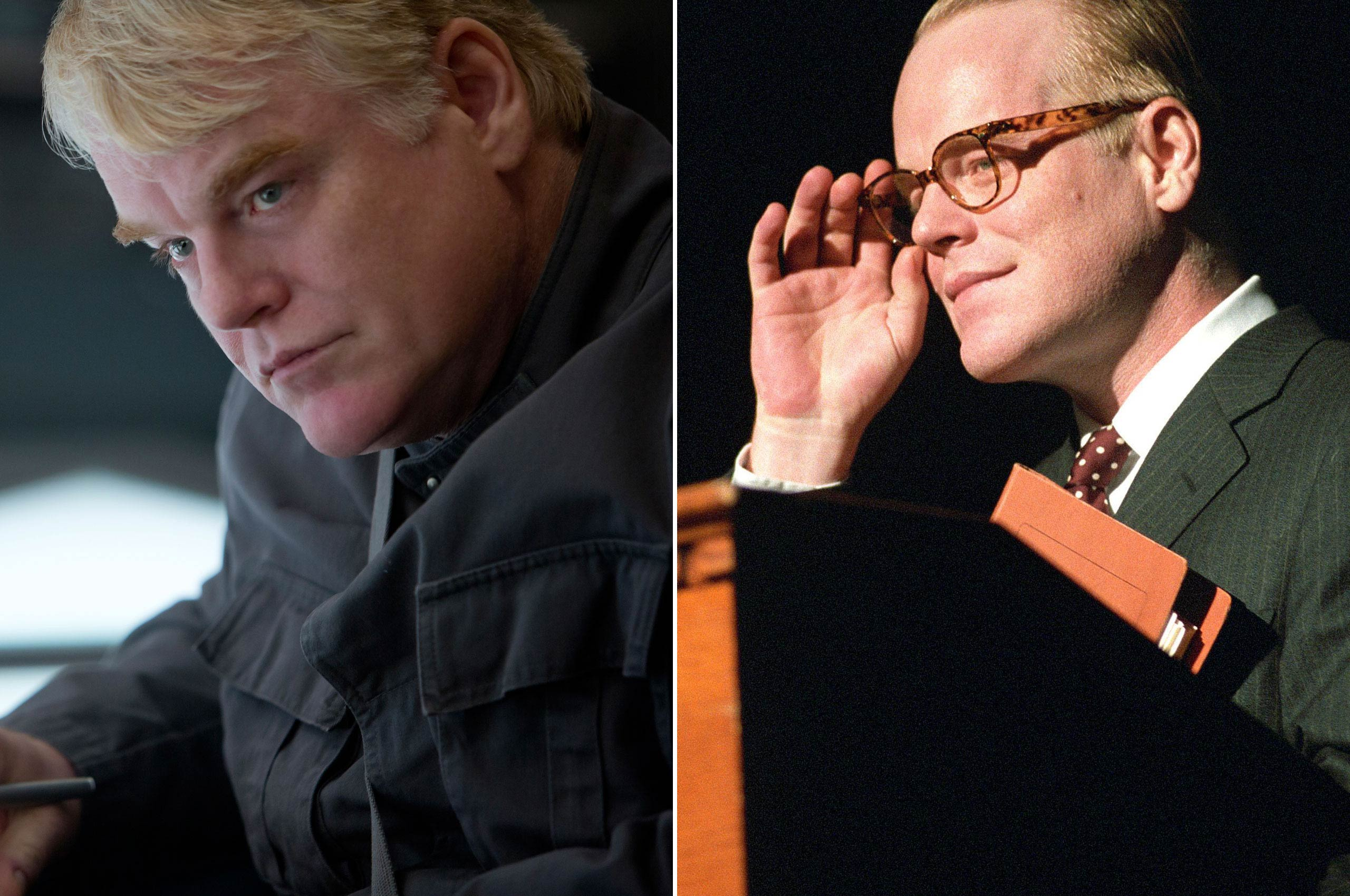 The late Philip Seymour Hoffman brings his considerable talent to the <i>Hunger Games</i> as the Head Gamemaker turned rebel Plutarch Heavensbee, but years prior, he portrayed the author Truman Capote in the 2005 biopic <i>Capote</i>, a role for which he would win an Oscar for Best Actor.