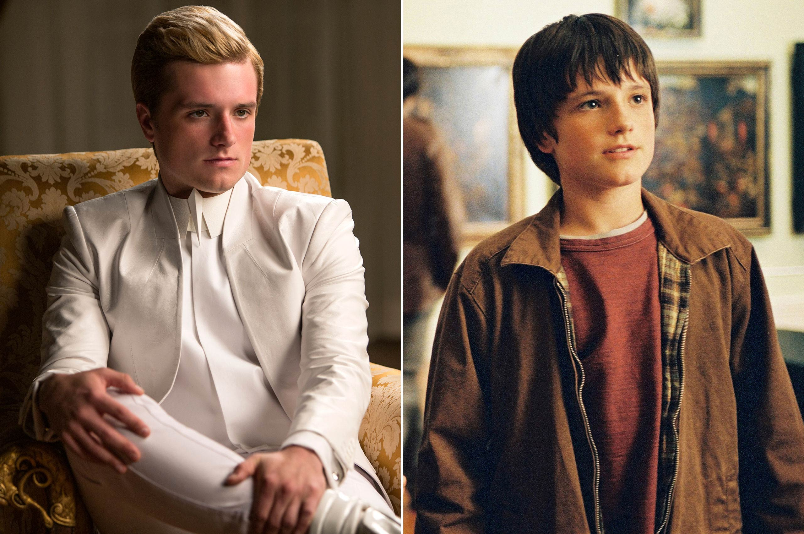 Before he brought to life Peeta Mellark from the <i>Hunger Games</i> novels, he played Jesse Aarons from <i>Bridge to Terabithia</i> in the 2007 fantasy film by the same name.