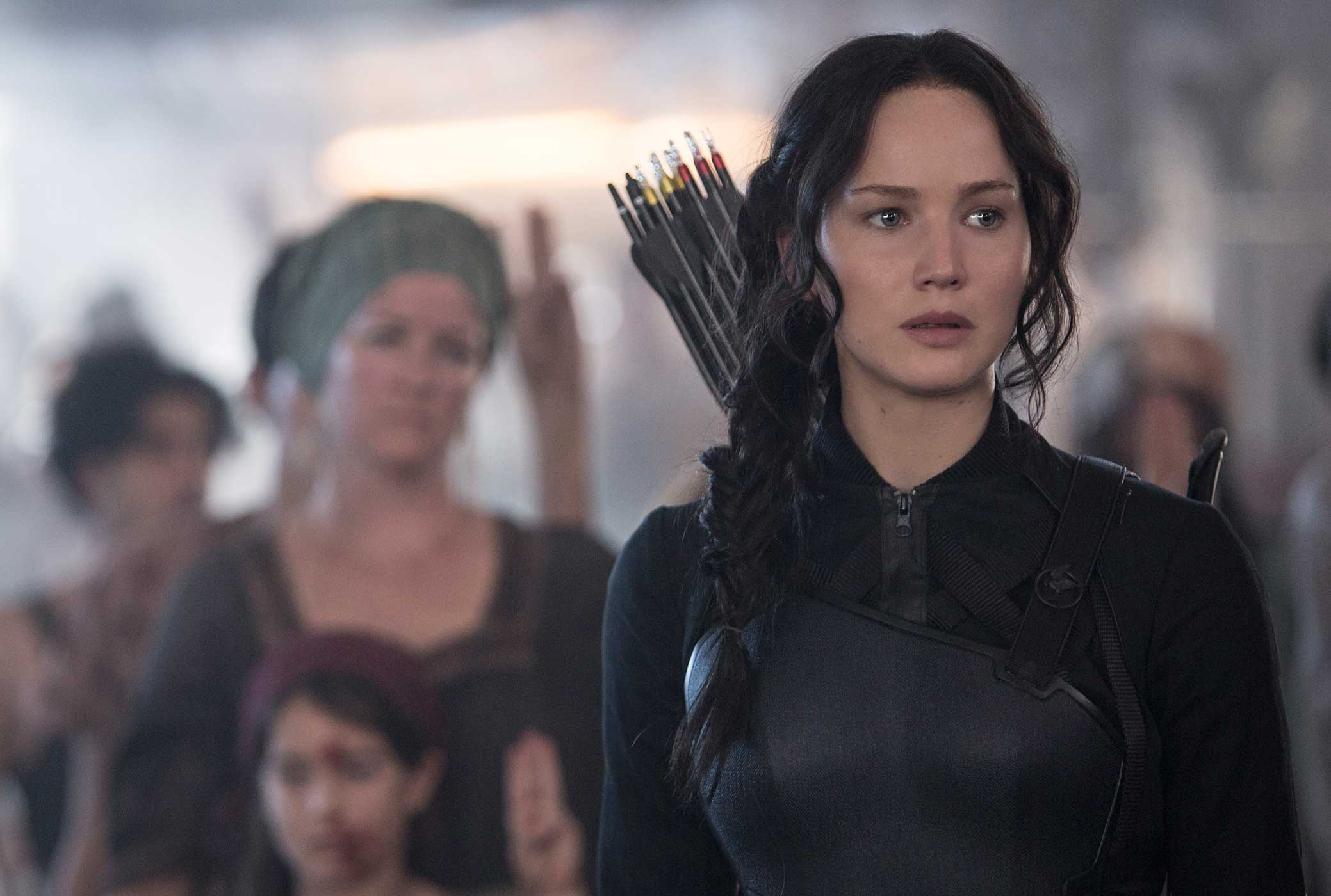 How The Hunger Games Helped Name America S Babies Time