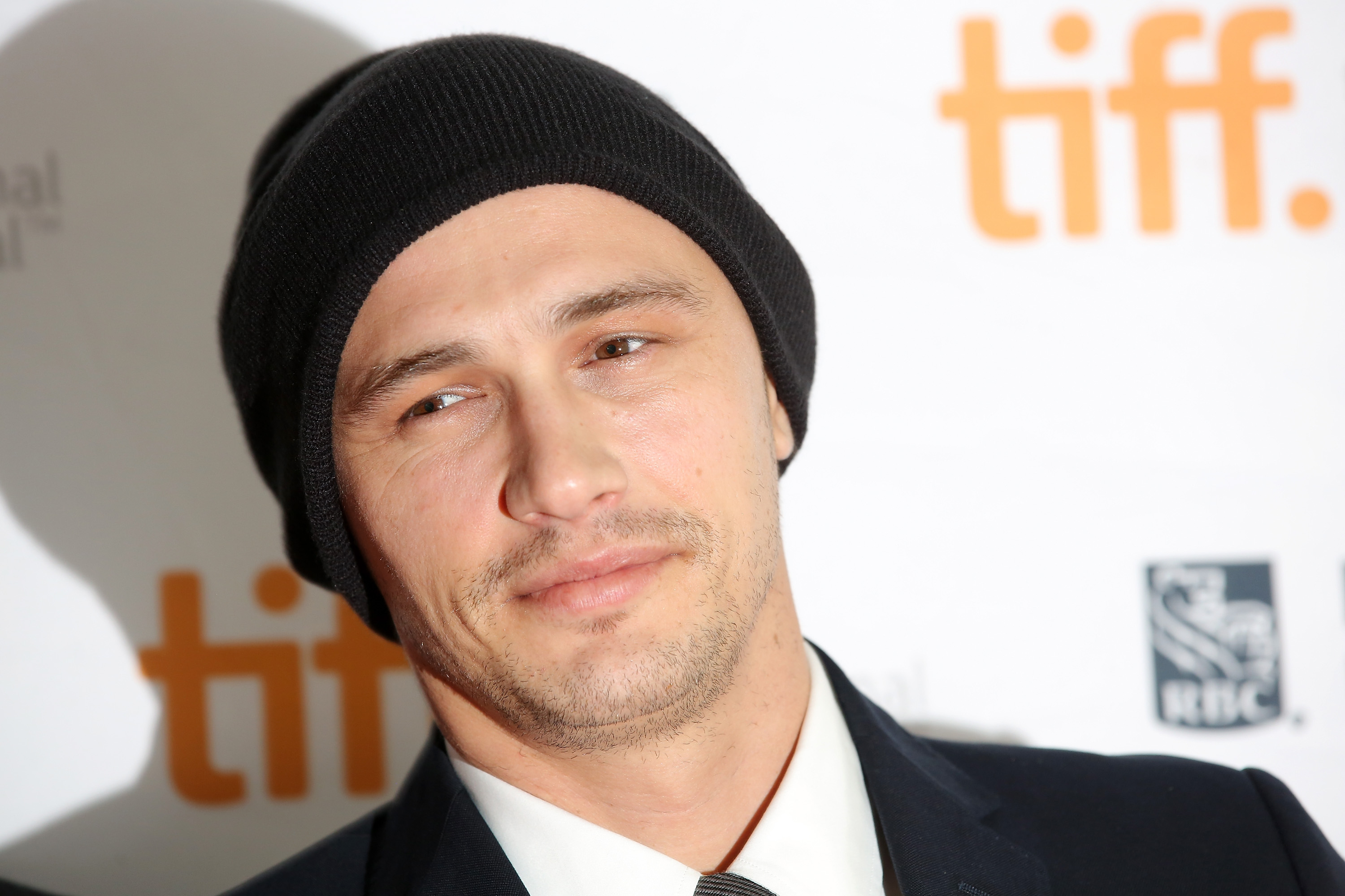 Director/actor James Franco attends the  The Sound & The Fury  Premiere at Ryerson Theatre on Sept. 6, 2014 in Toronto.
