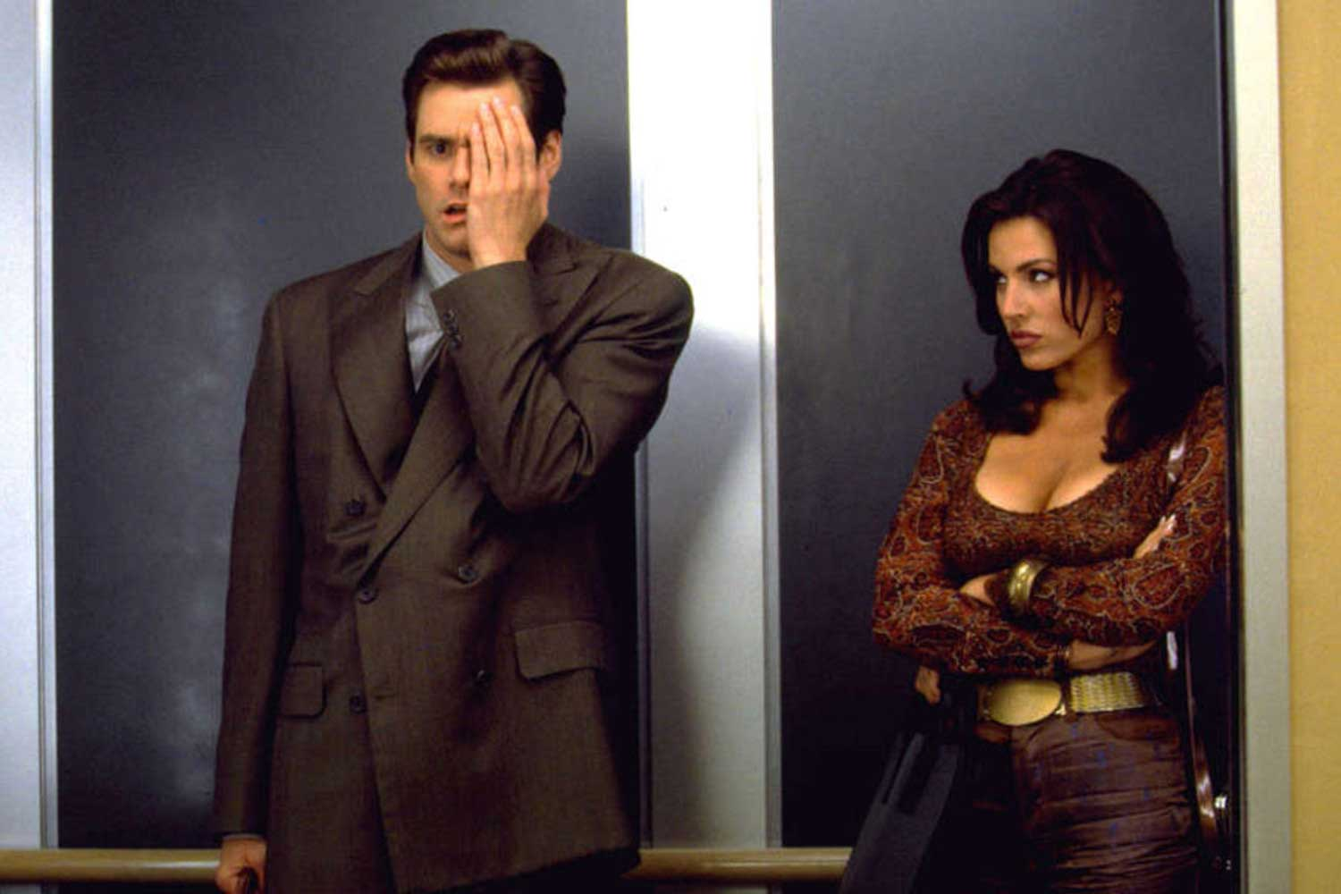 <strong>Liar Liar</strong>                                    A compulsive liar (Carrey) is forced to tell the truth following his son's magical wish.