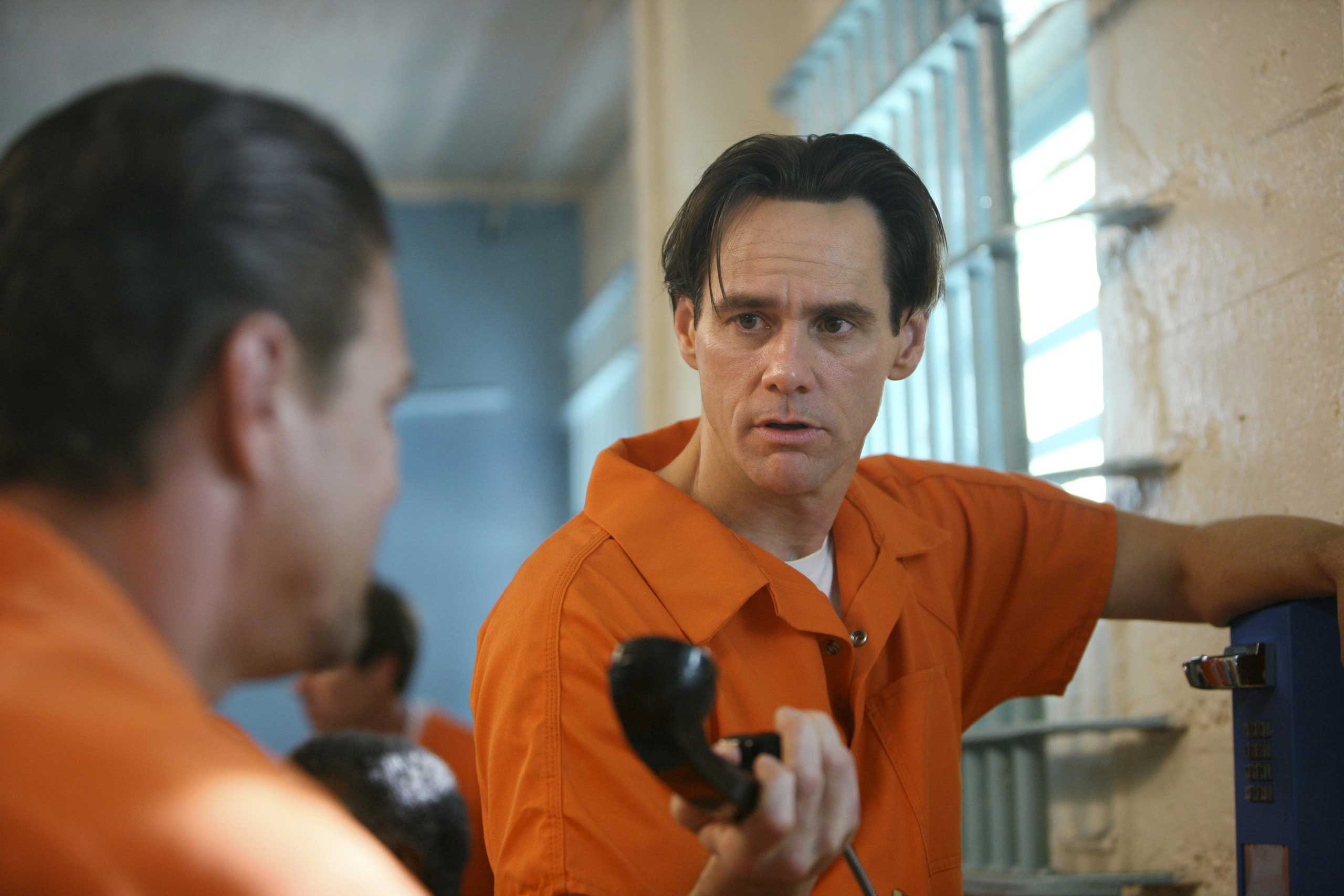 <strong>I Love You Phillip Morris</strong>                                    Carrey brought the real-life story of con artist Steven Jay Russell to the big screen in 2009.