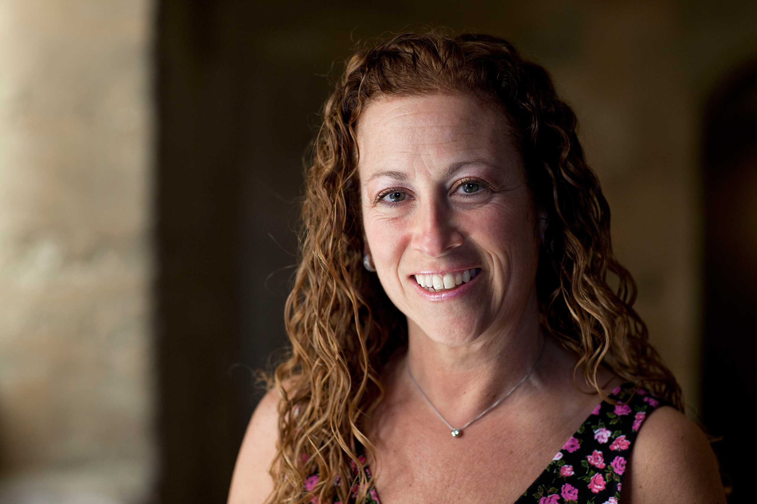 Writer Jodi Picoult poses for a portrait at the Oxford Literary Festival on March 28, 2012 in Oxford