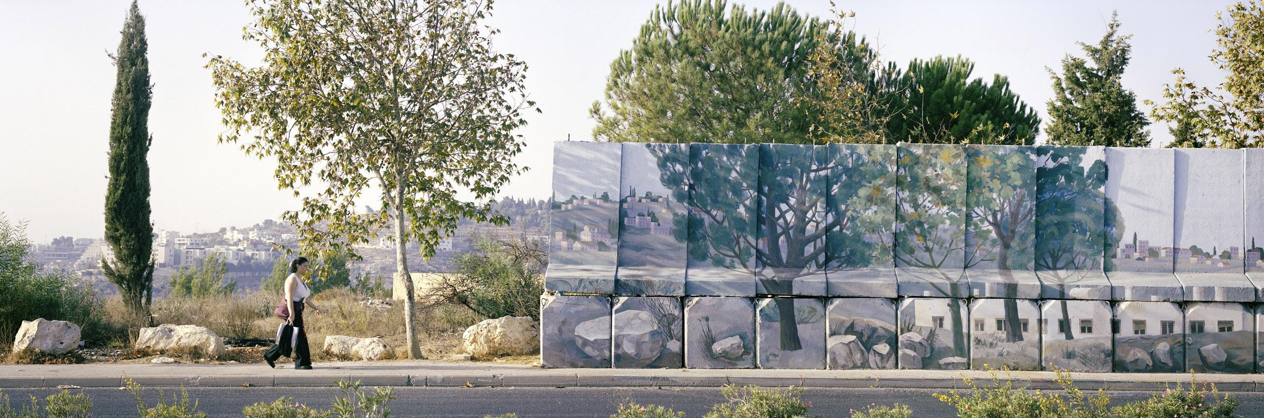 Gilo, Jerusalem, 2004.