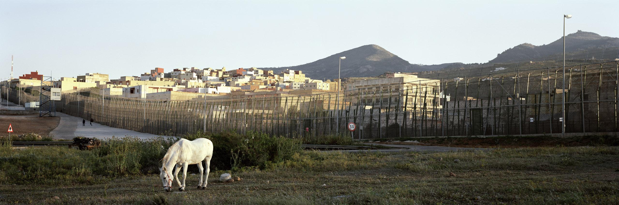 Melilla, Spain, 2009.