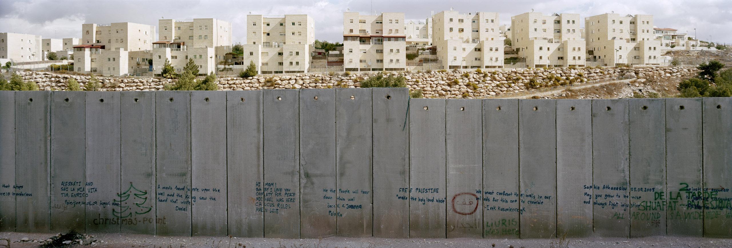 Pisgat Ze'ev, Jerusalem, 2009.