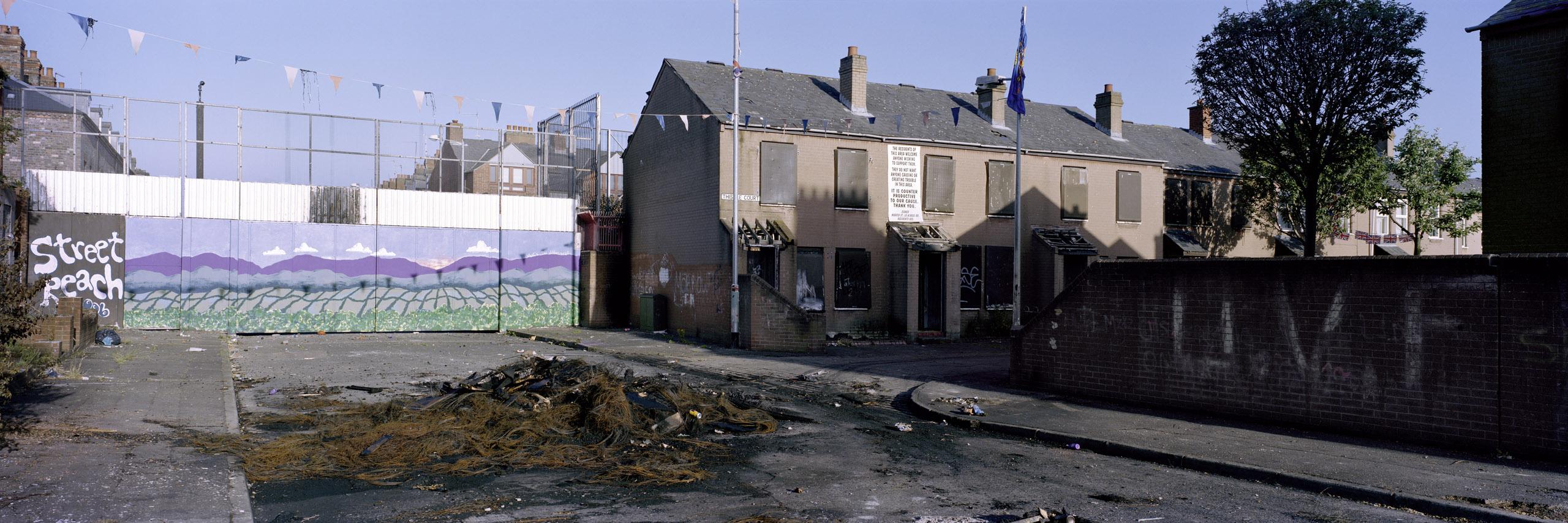 Madrid Street, Belfast. Northern Ireland, 2009.
