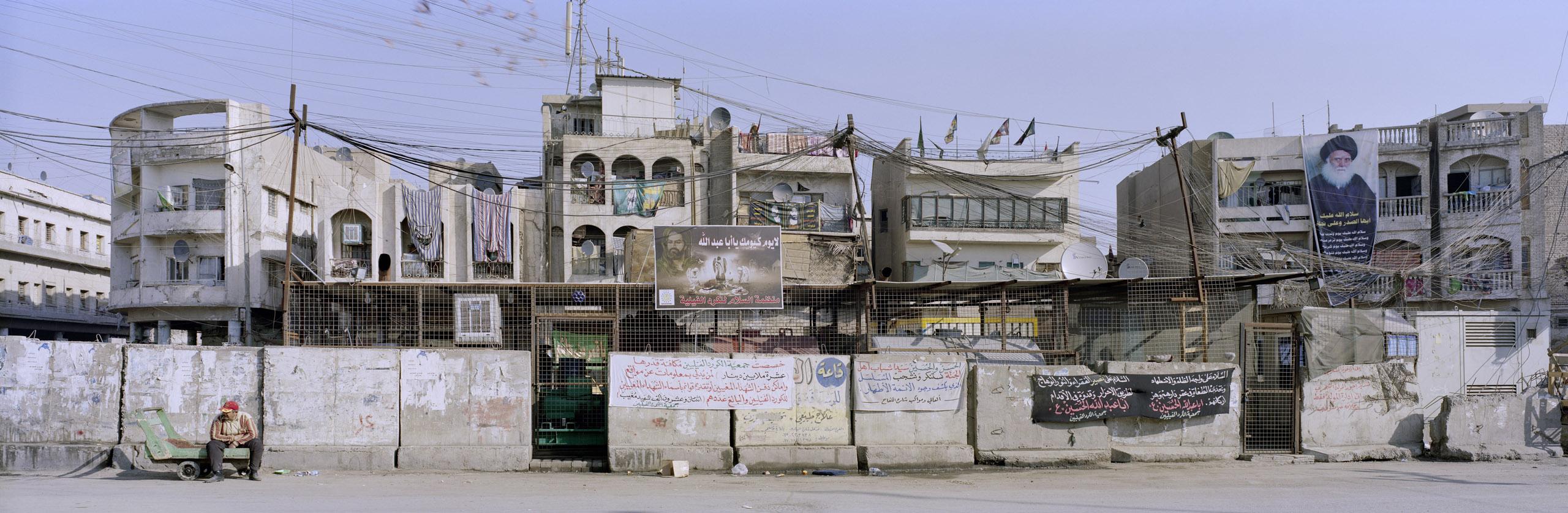 Shorja Market, Baghdad. Iraq, 2012.