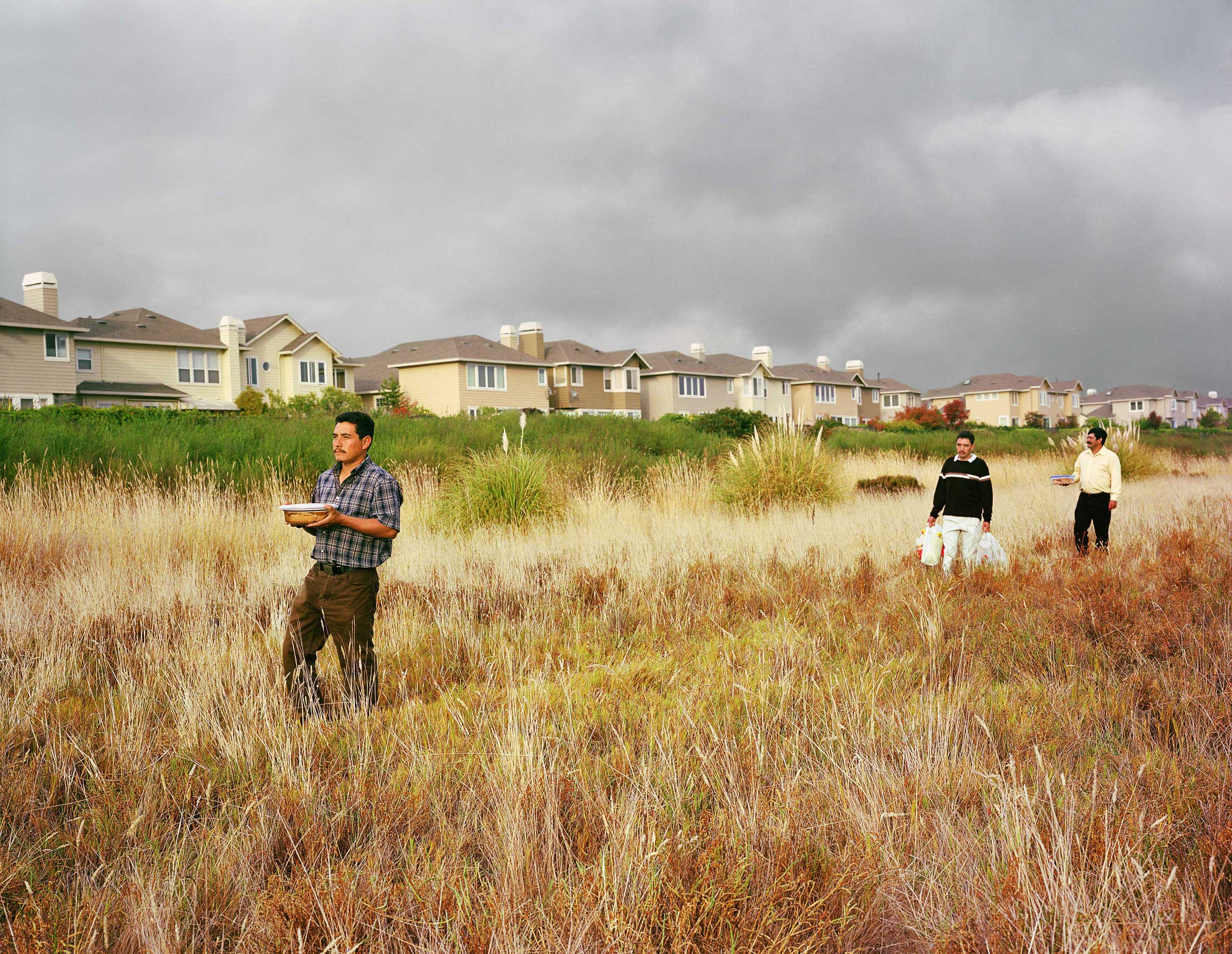 Canal District, San Rafael, 2006, from the series Homeland