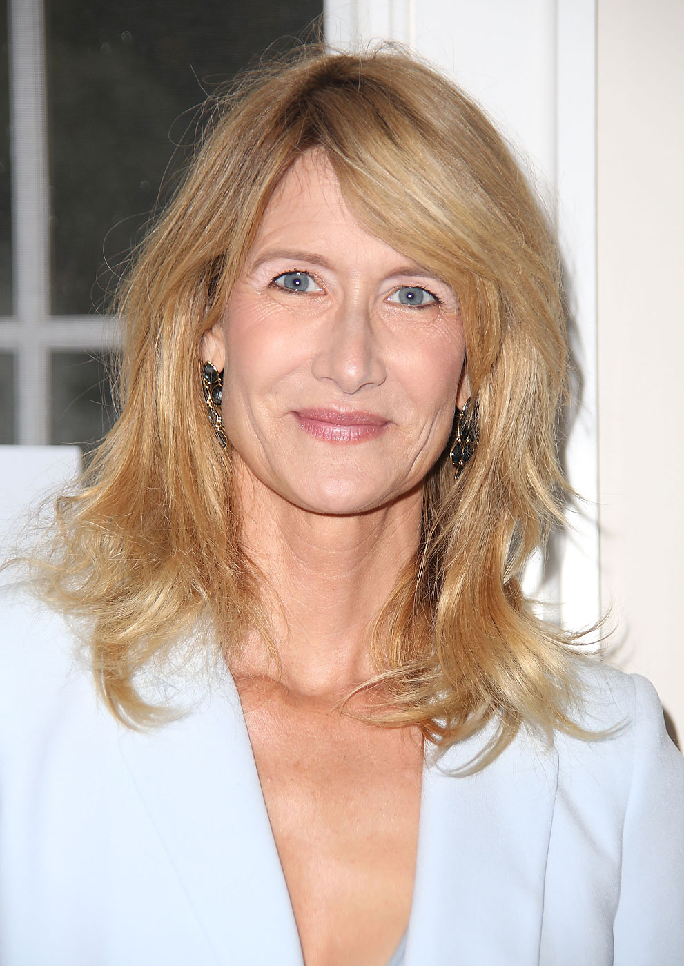Laura Dern attends The Hampton International Film Festival  Wild  Premiere-Conversation with Laura Dern at The Bay Street Theater on October 11, 2014 in Sag Harbor, New York.