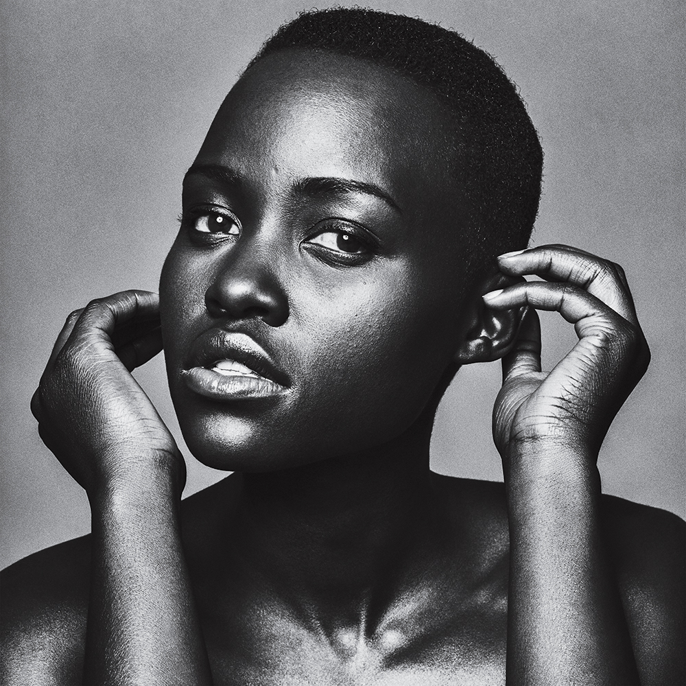 Lupita Nyong'o. From  The Front Runner.  March 3, 2014 issue.