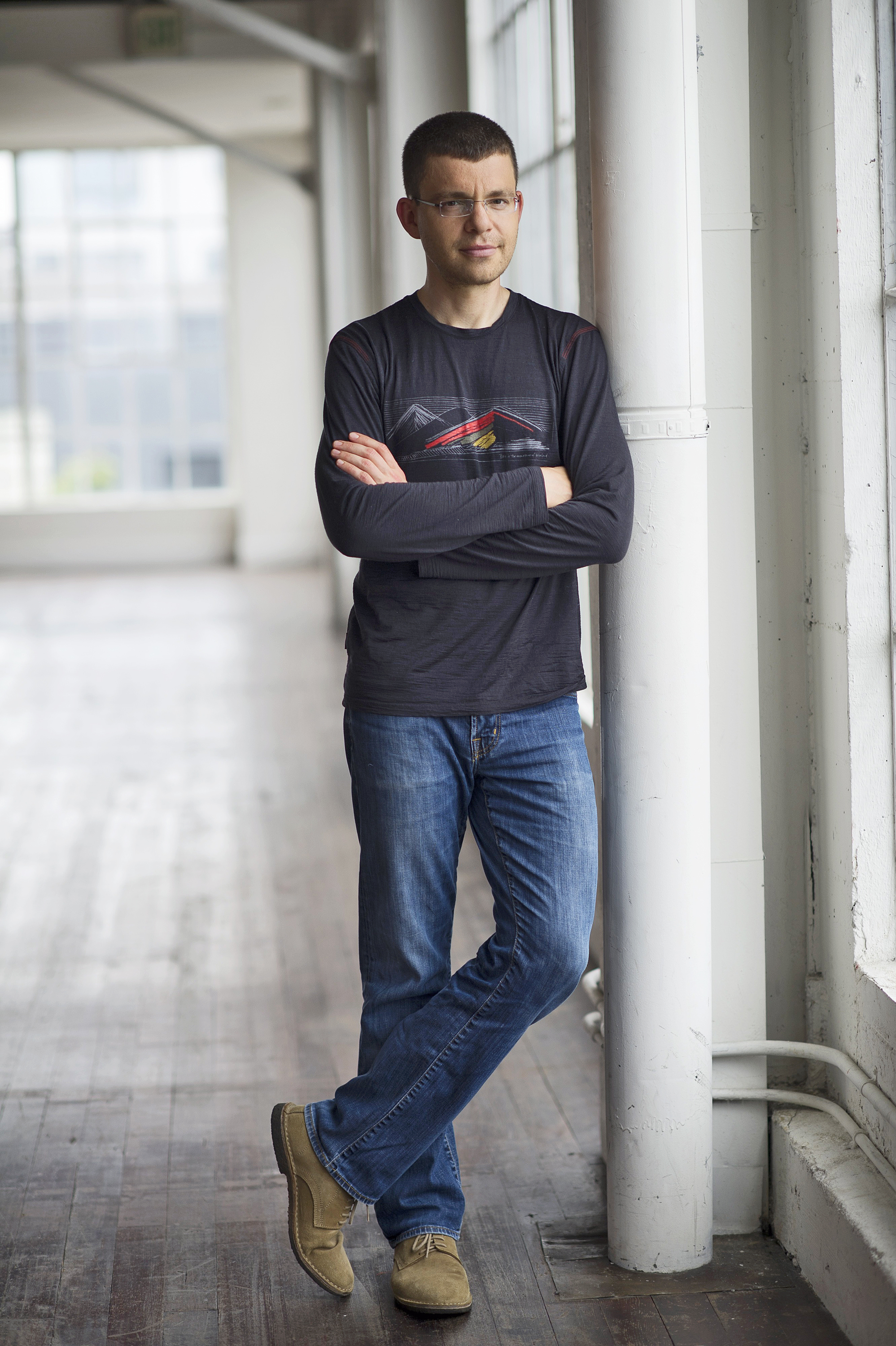 Mad Max Levchin has started three technology companies and runs a venture-capital firm
