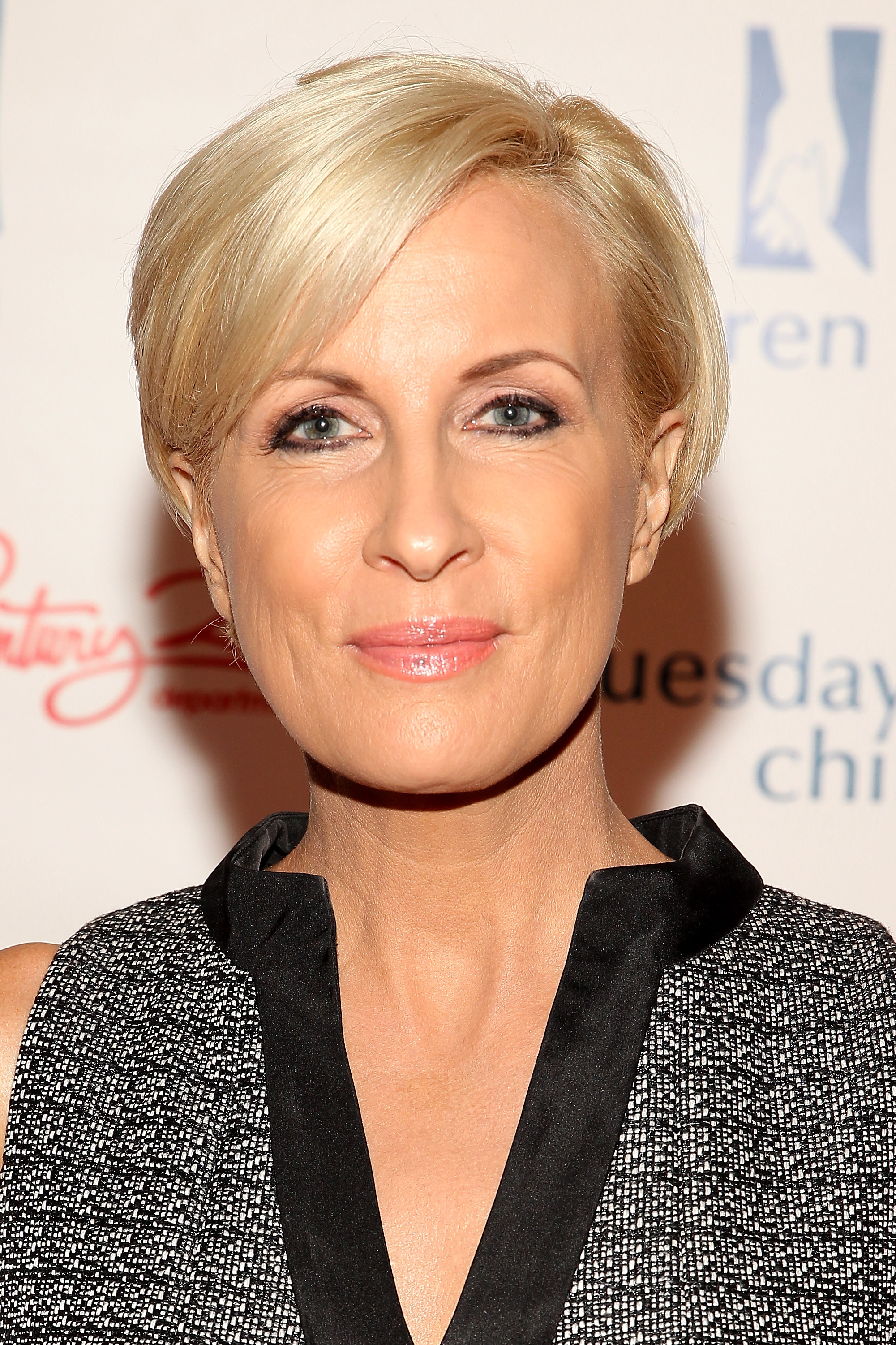 TV host Mika Brzezinski attends Children Roots of Resilience Gala on Sept. 9, 2014 in New York City.