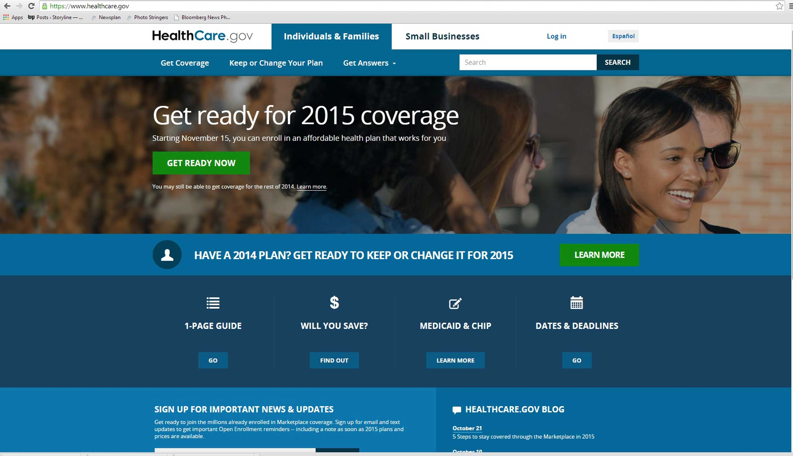 In just a few weeks, millions of people will be heading to the federal site HealthCare.gov to shop for medical insurance when a new open-enrollment period begins.