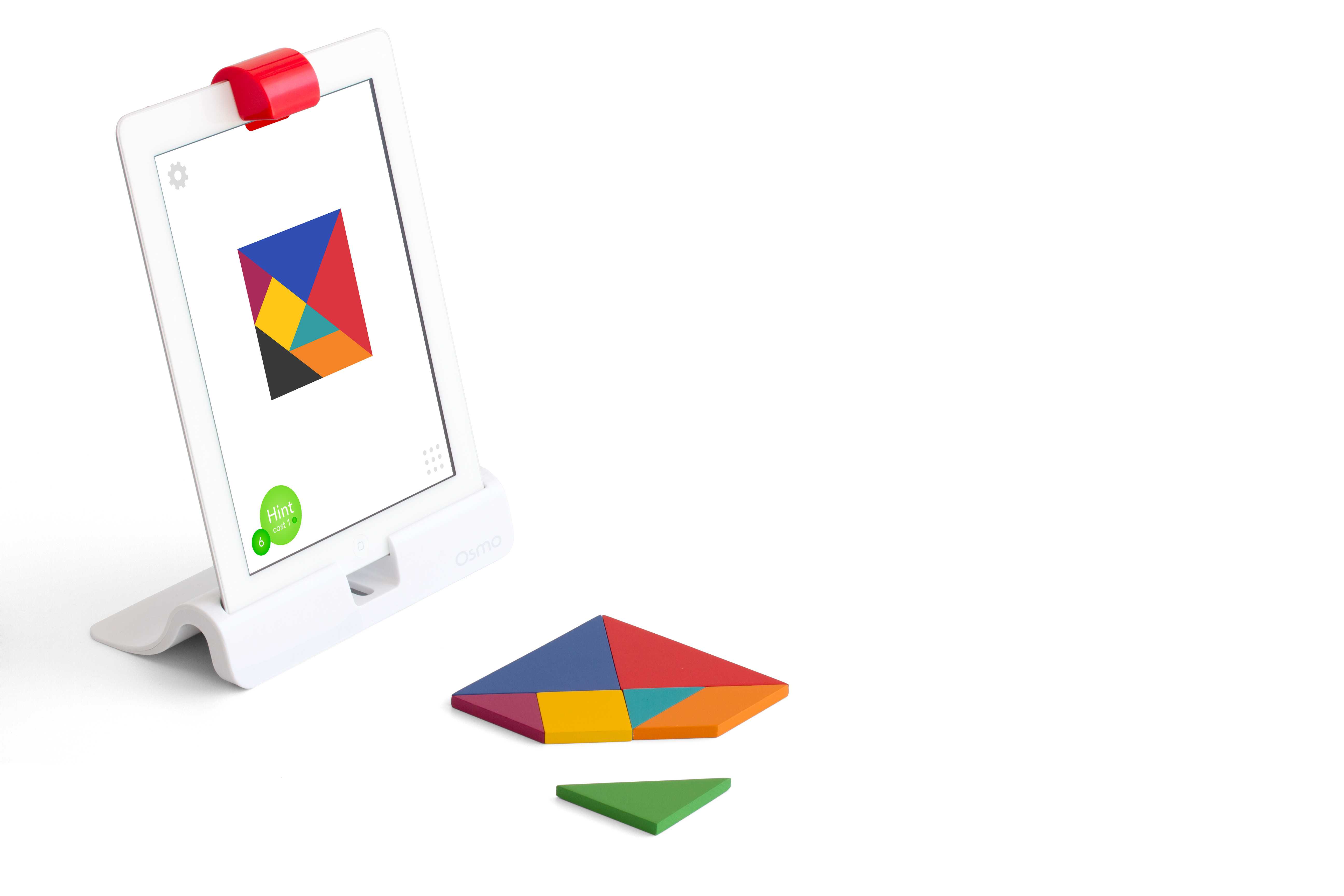 "<strong>Osmo Tangram</strong>                                                                      Tired of seeing your kids staring at screens like zombies? This iPad game brings virtual play to life. A reflector equipped with artificial intelligence snaps over your iPad's camera and can sense when objects are moving (or being drawn) on a pad in front of it. <a href=""https://www.playosmo.com/indexB.html?utm_expid=85506917-11.mIgqowhiR_y8Ms-6ToImHQ.1&amp;utm_referrer=https%3A%2F%2Fwww.google.com%2F"">Osmo</a> comes with three games, all of which promote creativity and—because it's best played in groups—social intelligence. The best way to understand how Osmo works is by watching the <a href=""https://www.youtube.com/watch?v=CbwIJMz9PAQ"">video</a> of kids who have never played with the device before testing it out for the first time."