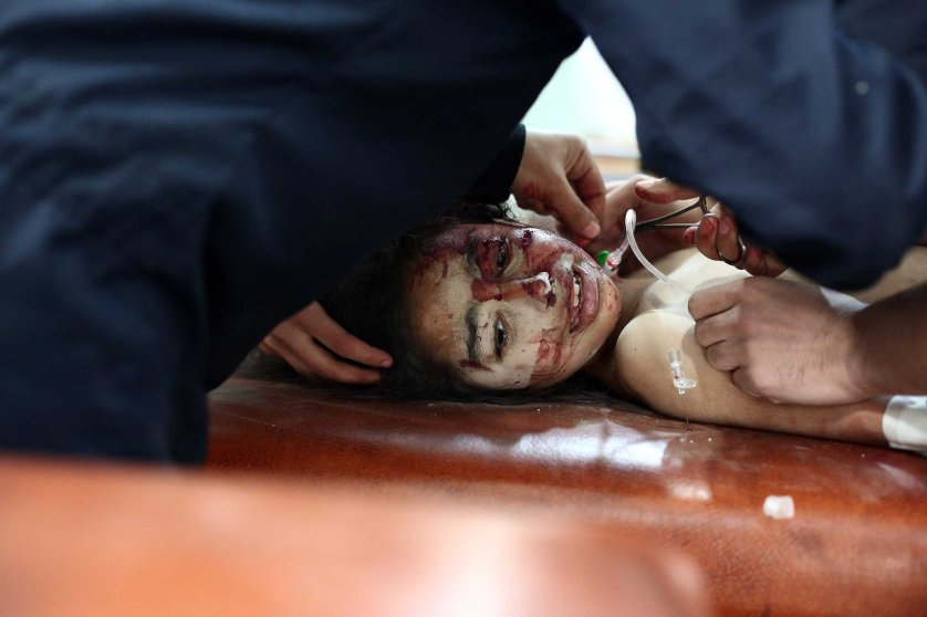 TOPSHOTS-SYRIA-CONFLICT