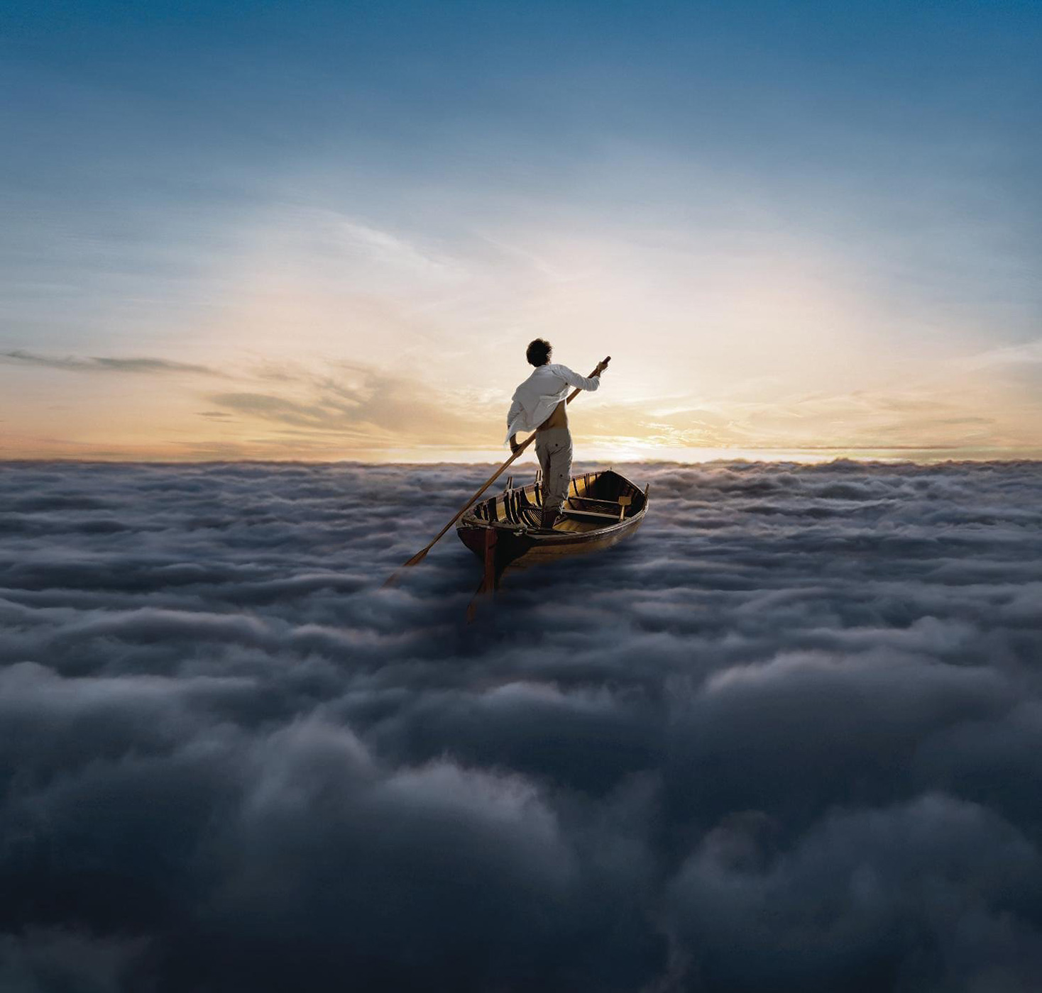 Album cover art for Pink Floyd's Endless River