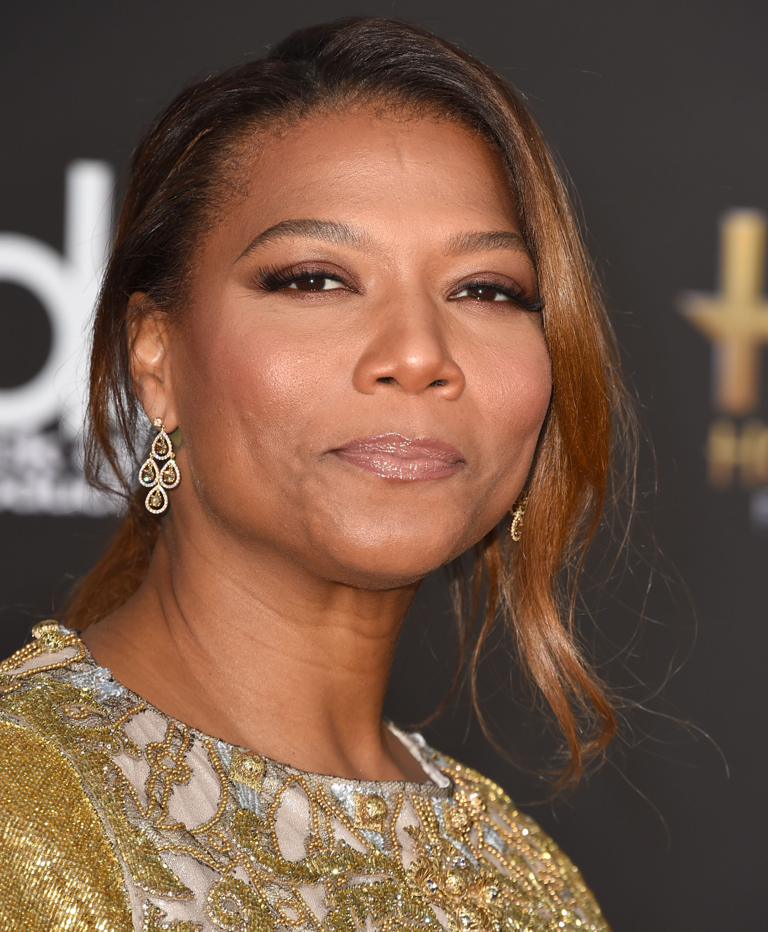 Queen Latifah in Hollywood, Nov. 14, 2014.