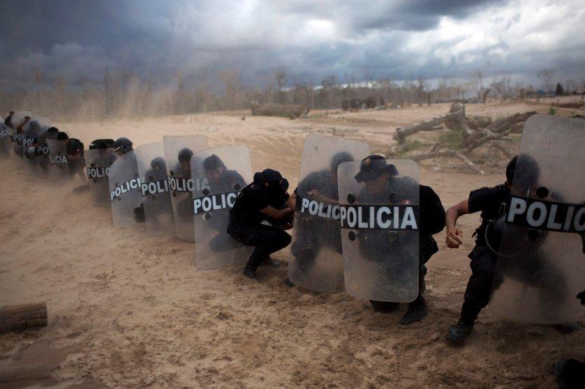 APTOPIX Peru Illegal Miners Photo Gallery