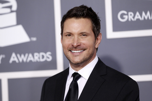 Country and Christian music singer Ty Herndon arrives at the 53rd annual Grammy Awards in Los Angeles, California, February 13, 2011.