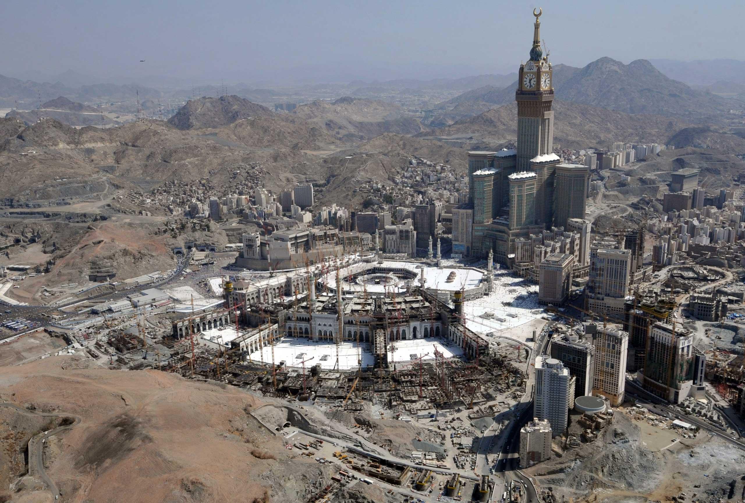 Saudi Arabia Bulldozes Over Its Heritage Time