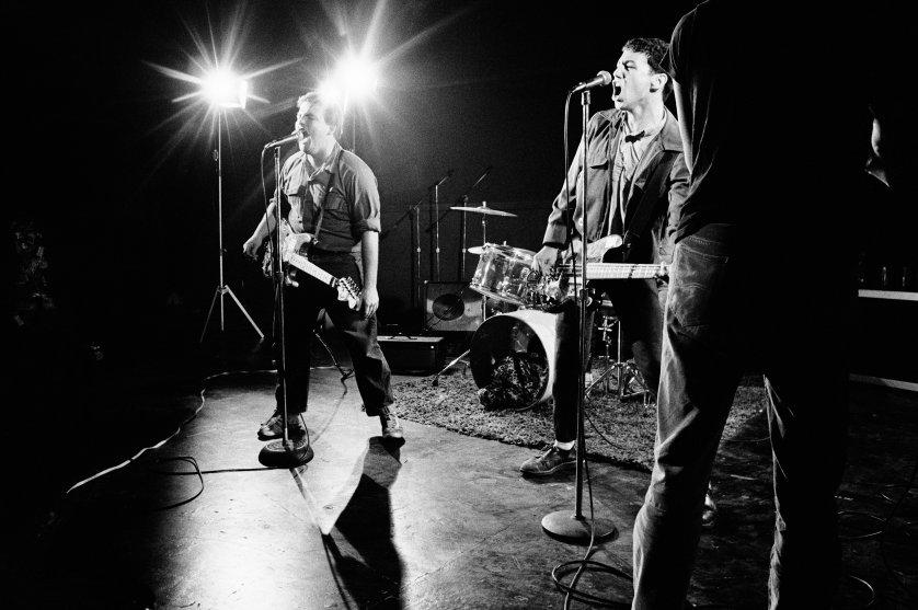 Minutemen; New Wave Theater.