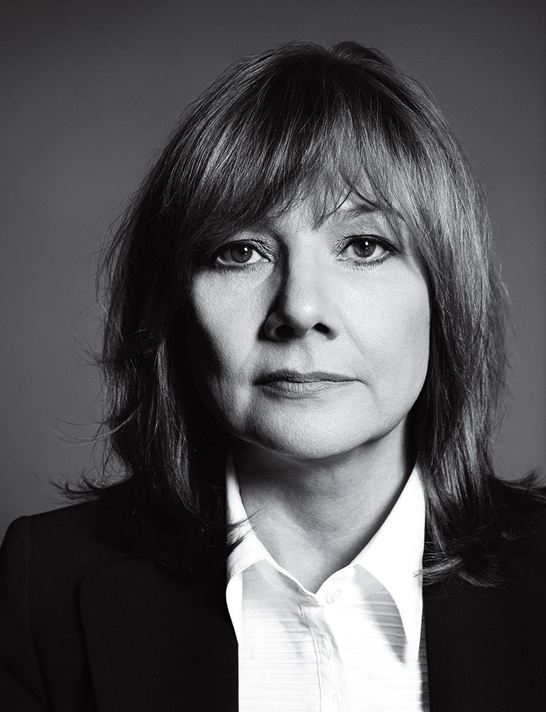 Mary Barra. From TIME's  100 Most Influential People in the World.  May 5 / May 12, 2014 issue.