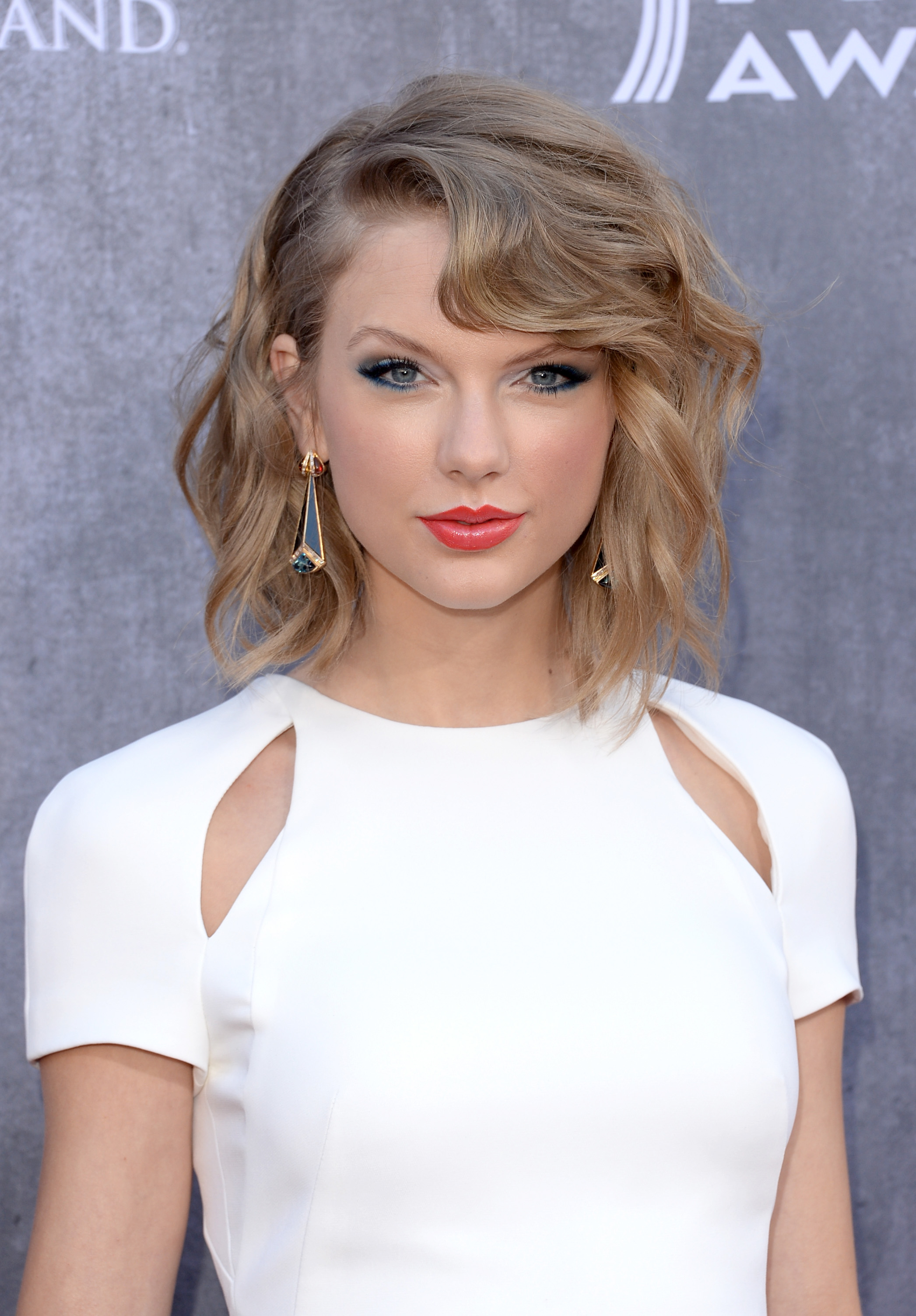 Singer/songwriter Taylor Swift attends the 49th Annual Academy Of Country Music Awards at the MGM Grand Garden Arena on April 6, 2014 in Las Vegas.