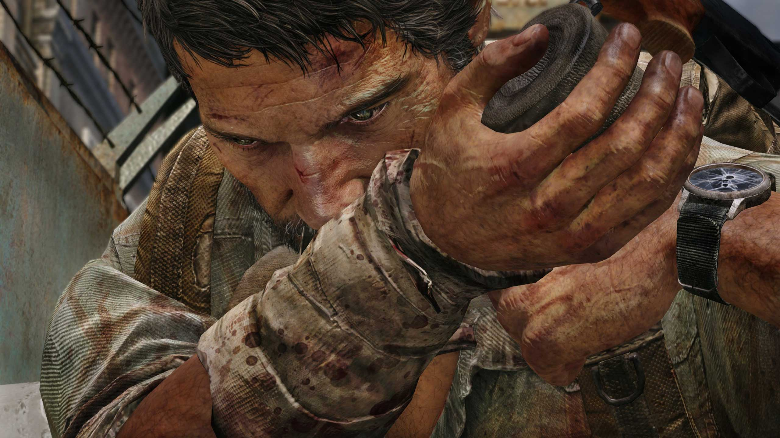 """<strong>The Last of Us: Remastered</strong>. Naughty Dog's meditation on the worst (and best) of humanity is built on technology that reaches back through the studio's pulp-adventure <i>Uncharted</i> series.                                                                          The graphics are so impressive,                                      <a href=""""http://lightbox.time.com/2014/09/15/war-photographer-video-game/"""" target=""""_blank"""">TIME recently assigned a conflict photographer to photograph inside the game.</a>"""