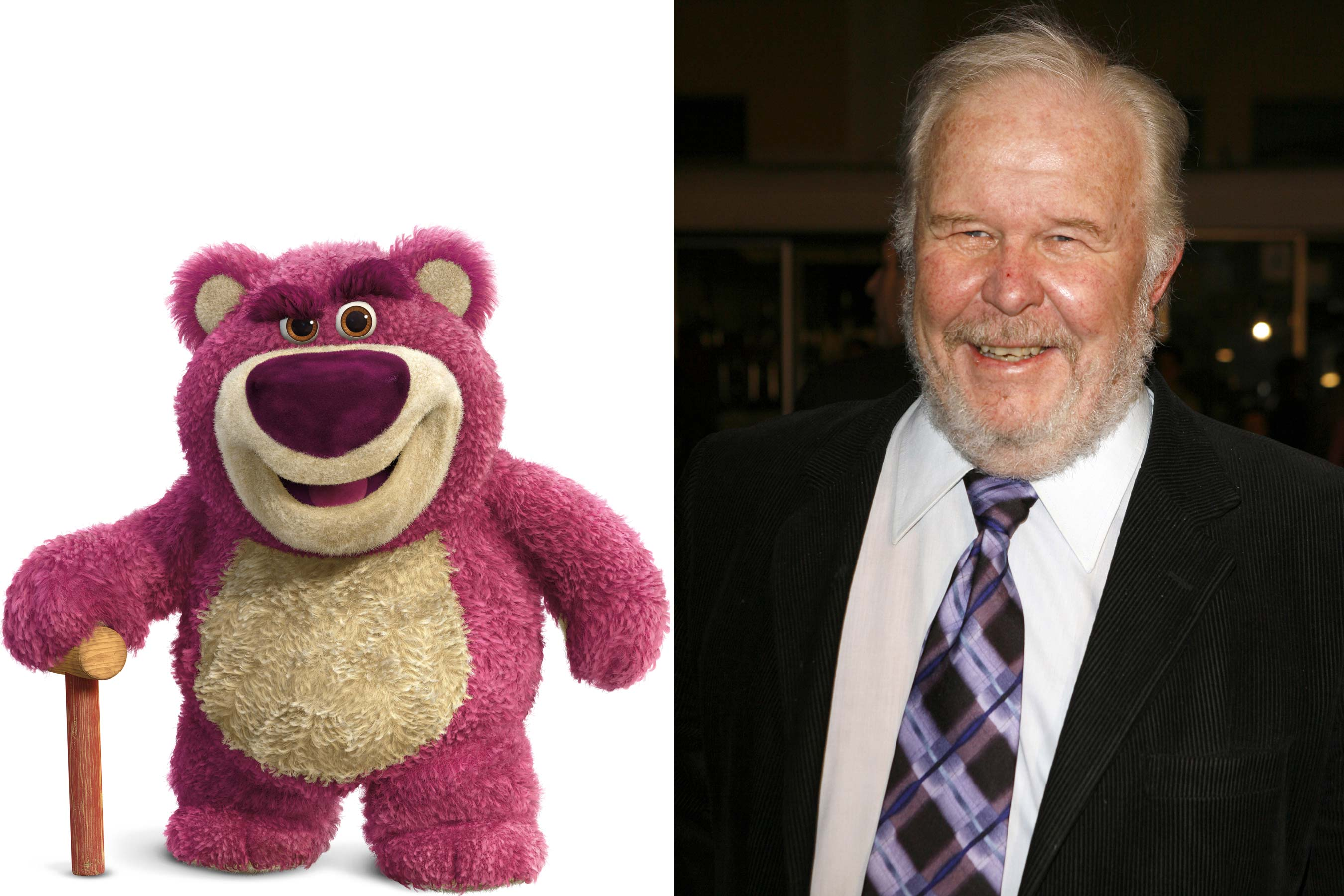 <strong>Lotso - Ned Beatty (Toy Story 3)</strong>