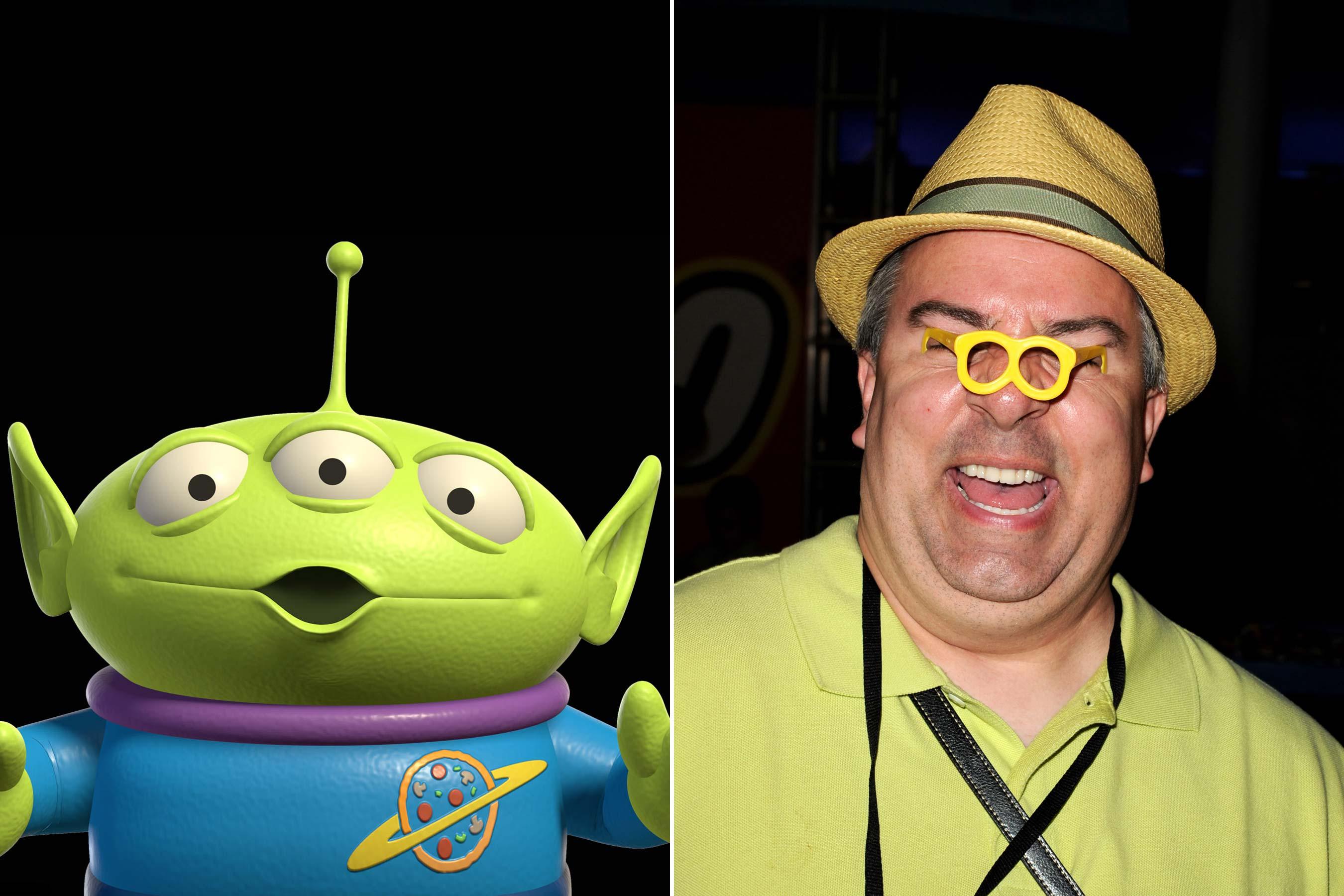 Aliens - Jeff Pidgeon (Toy Story 1-3)