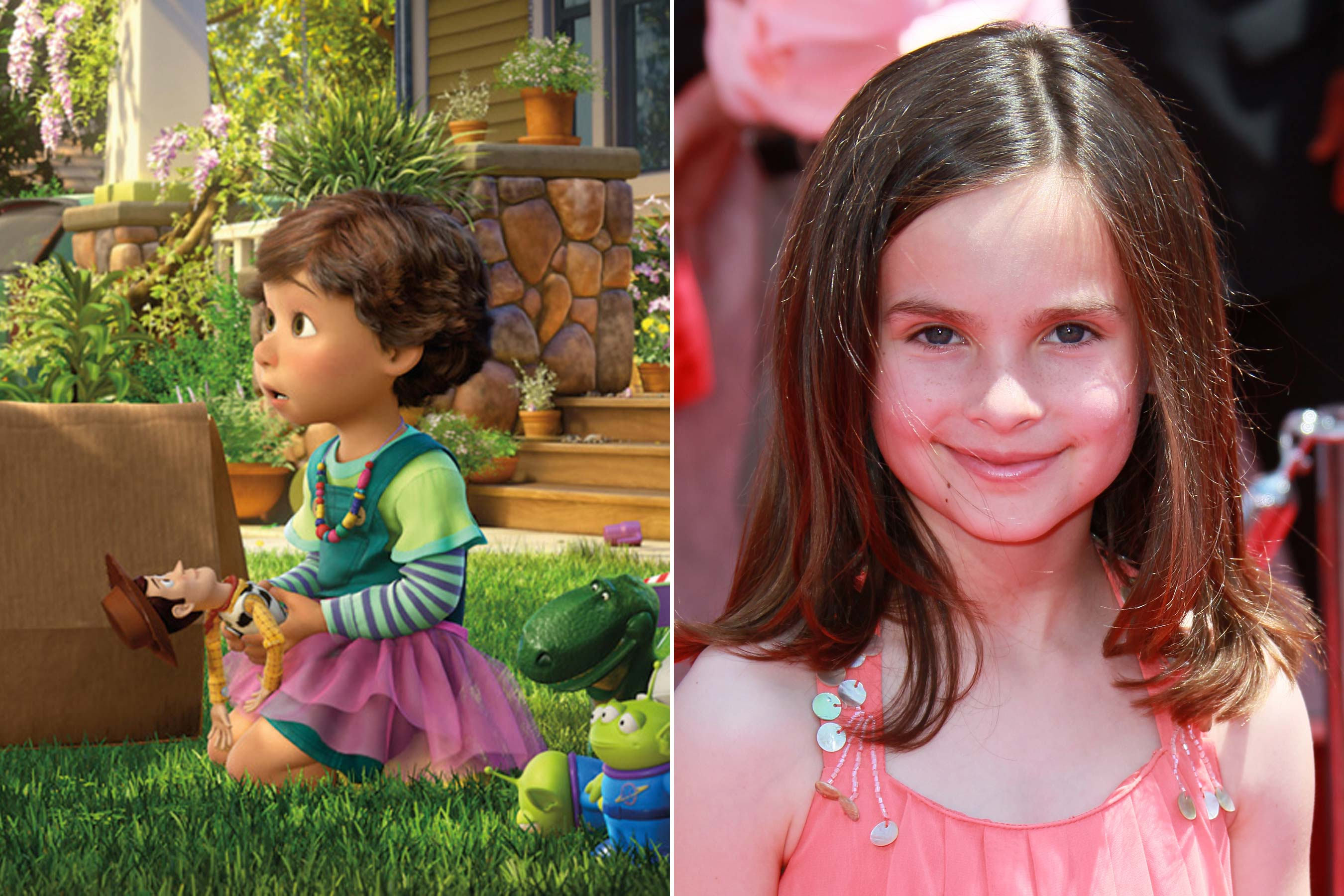Bonnie - Emily Hahn (Toy Story 3)