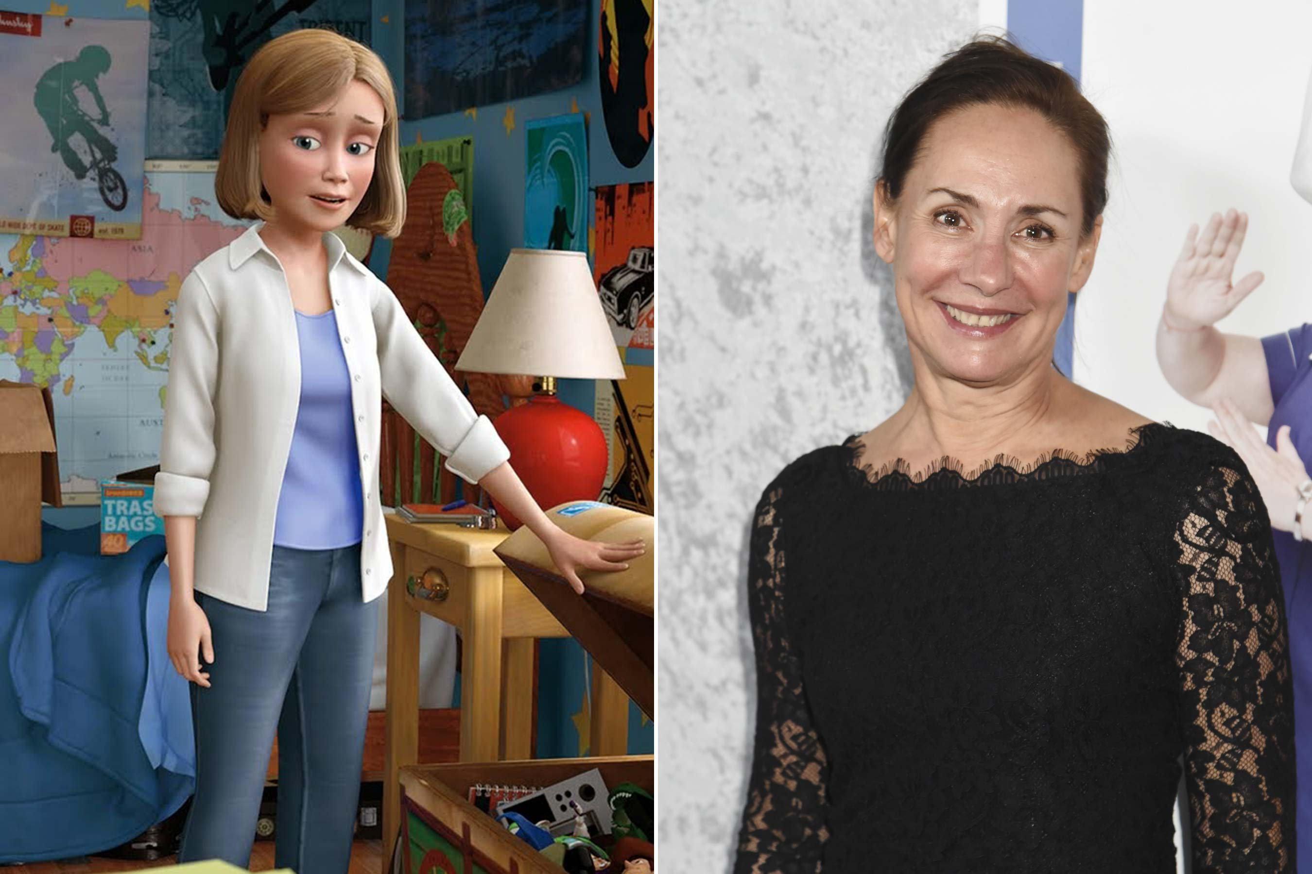 <strong>Mrs. Davis - Laurie Metcalf (Toy Story 1-3)</strong>