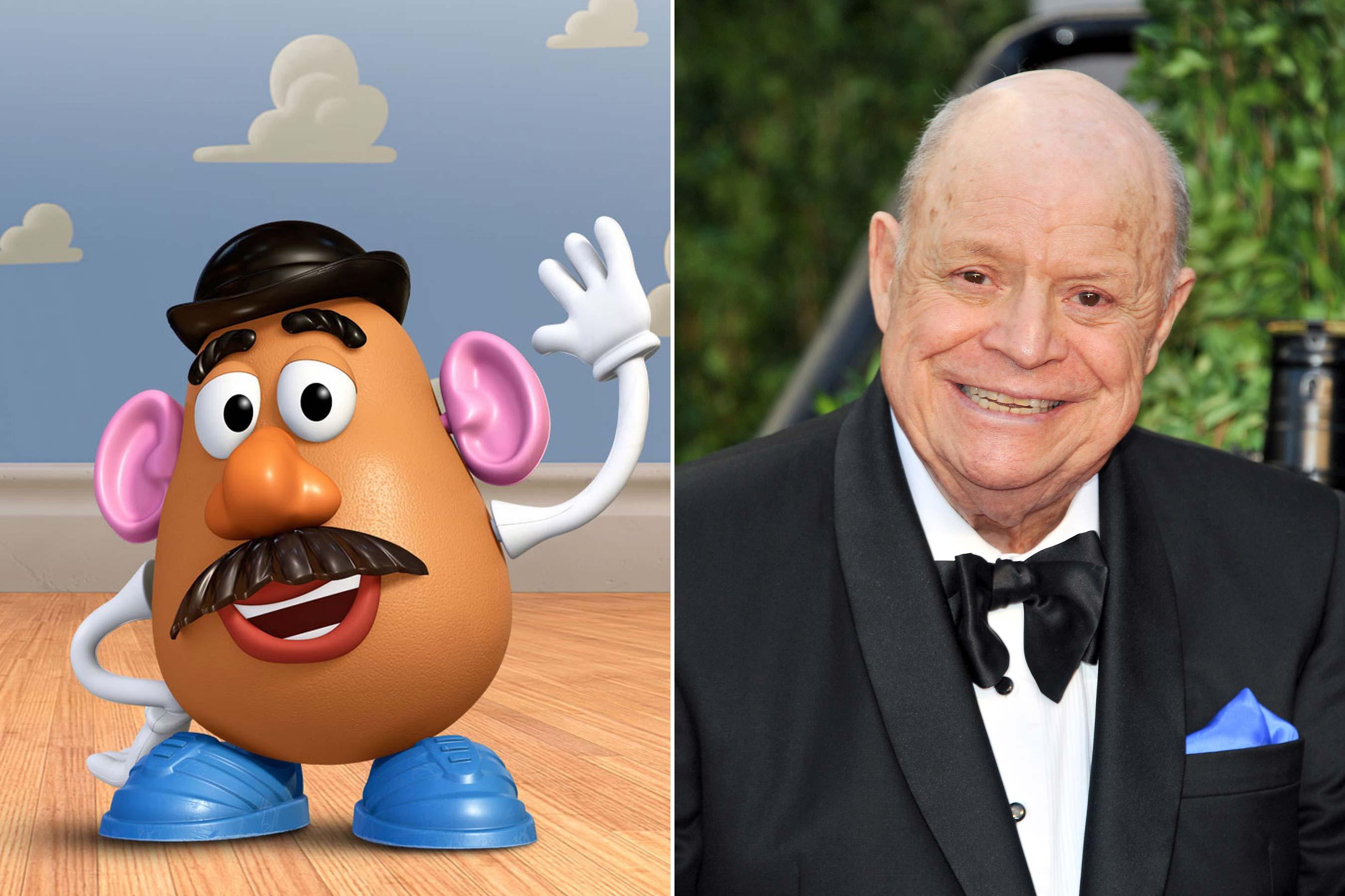 Mr. Potato Head - Don Rickles (Toy Story 1-3)