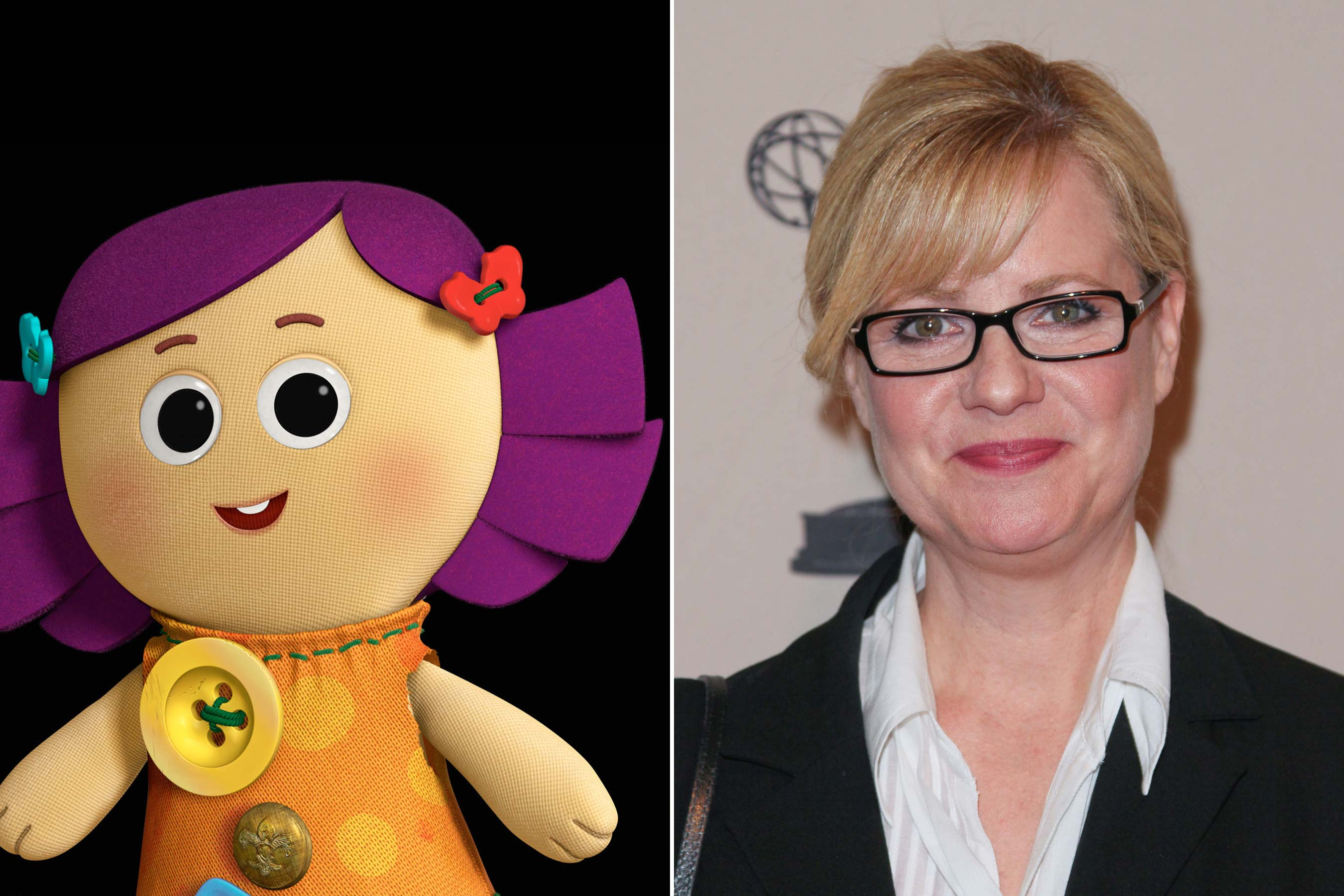 <strong>Dolly - Bonnie Hunt (Toy Story 3)</strong>