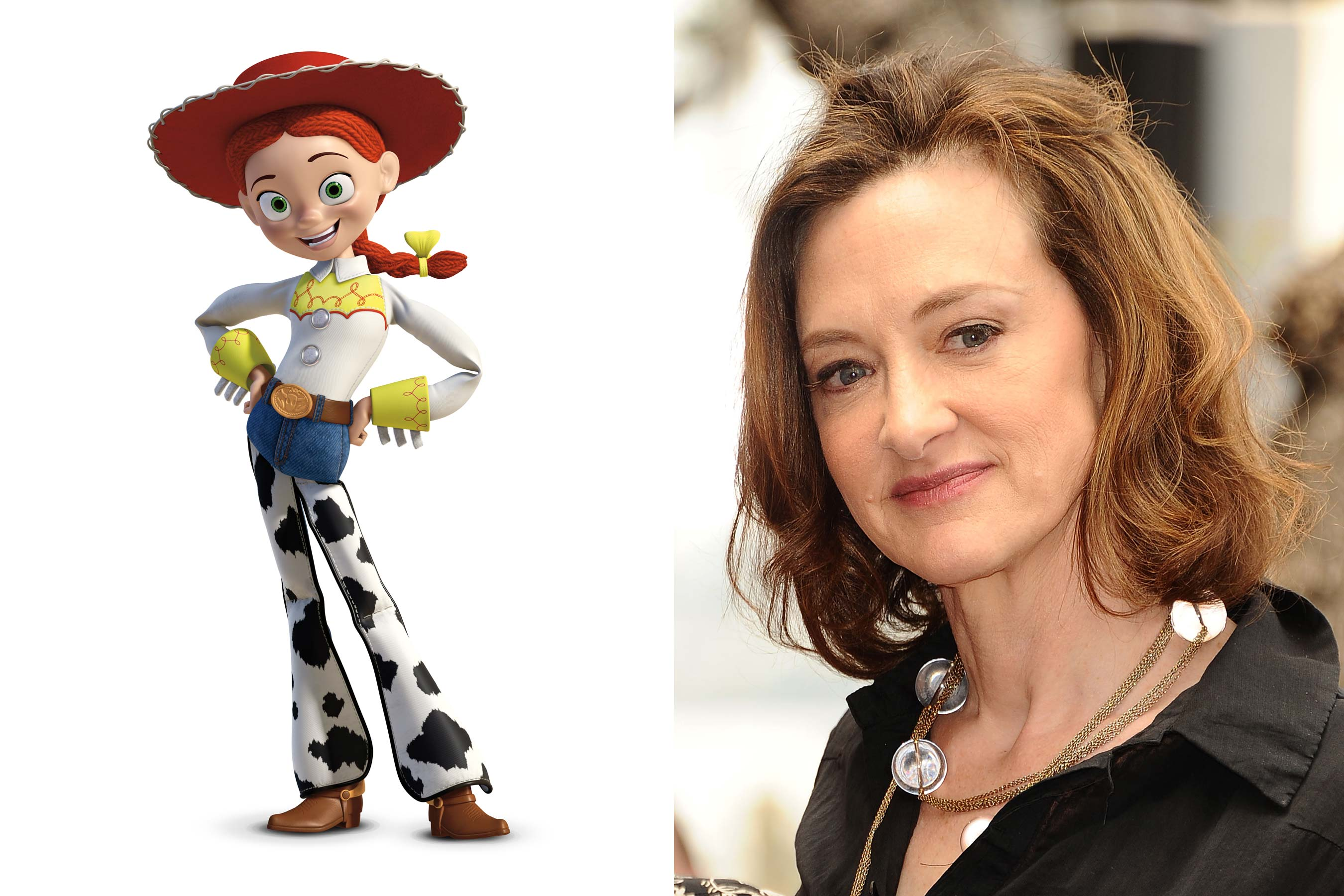 <strong>Jessie - Joan Cusack (Toy Story 2-3)</strong>