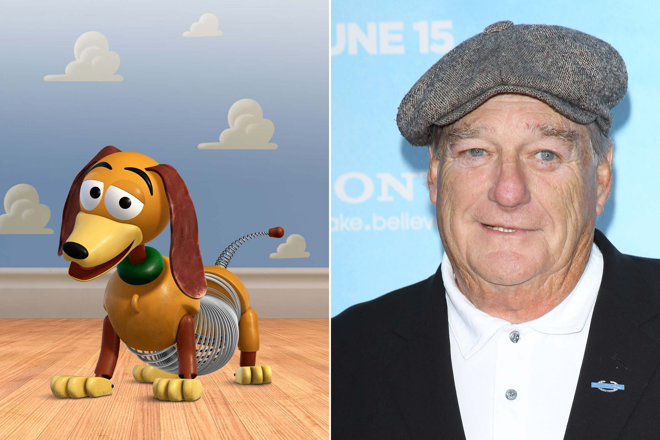 <strong>Slinky Dog - Blake Clark (Toy Story 3)</strong>