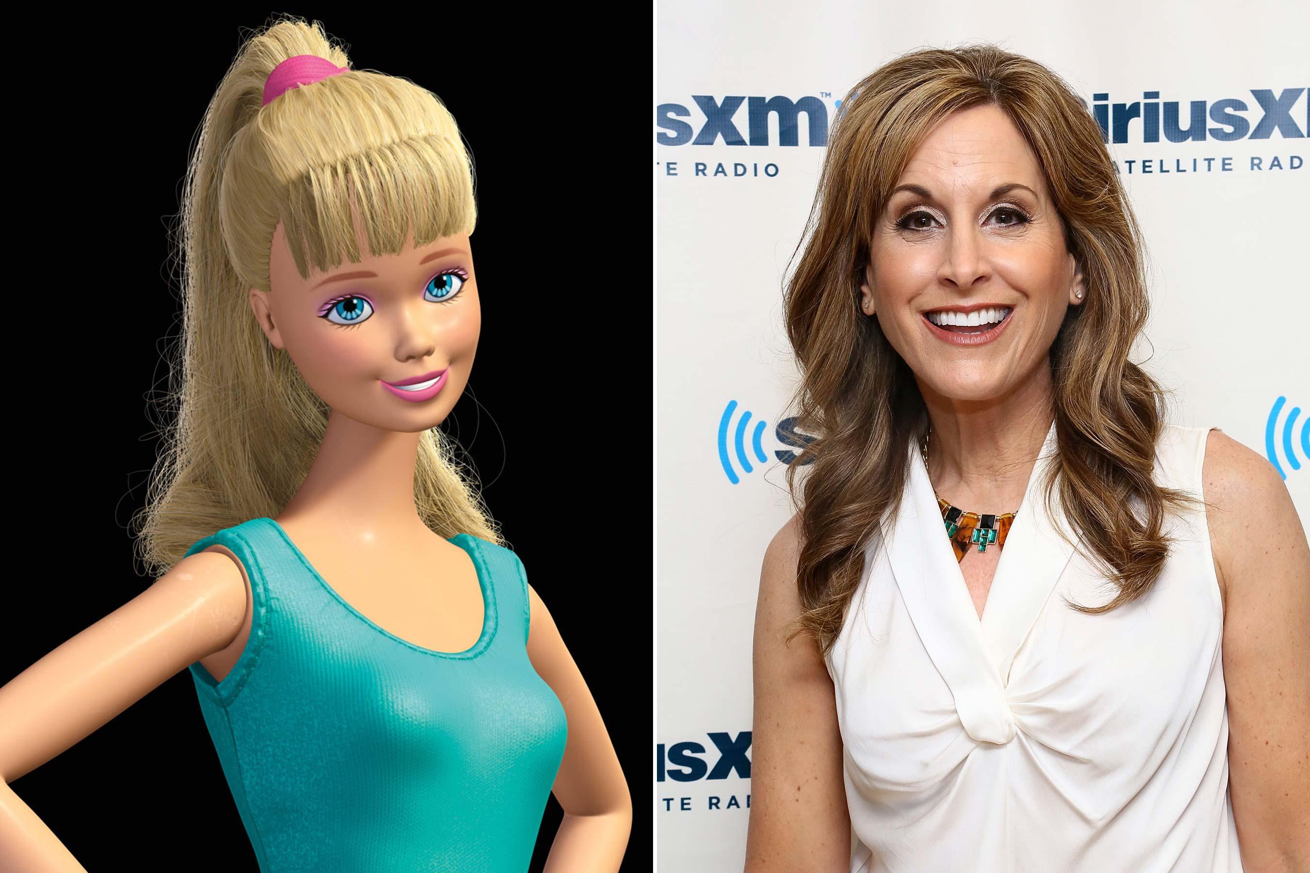Tour Guide Barbie - Jodi Benson (Toy Story 2-3)