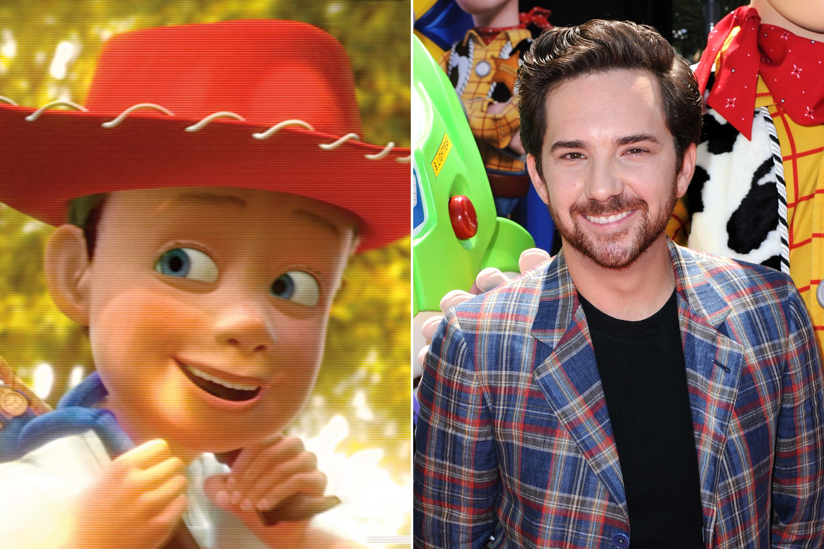 <strong>Andy - John Morris (Toy Story 1-3)</strong>